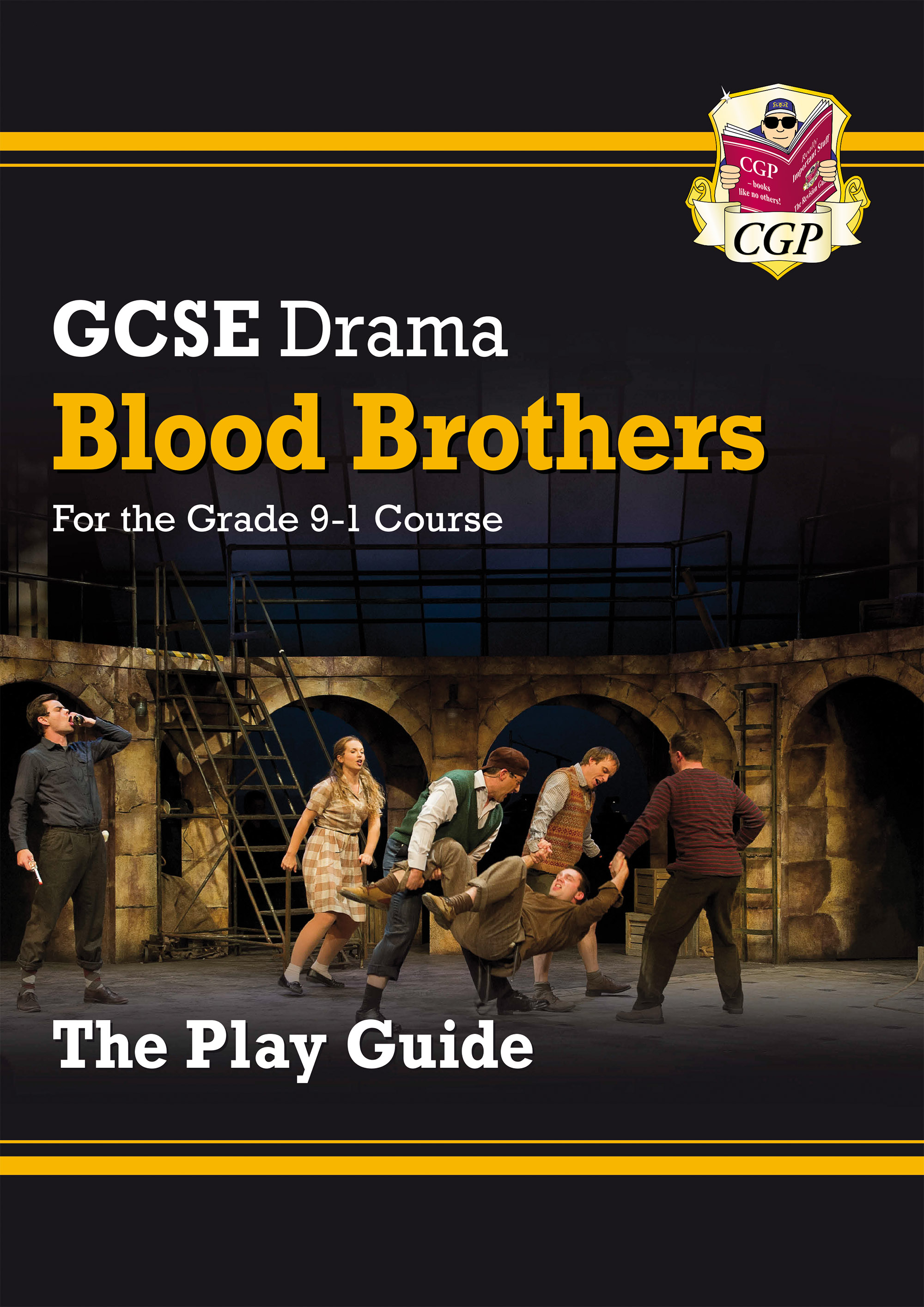 DMPBB41DK - New Grade 9-1 GCSE Drama Play Guide - Blood Brothers