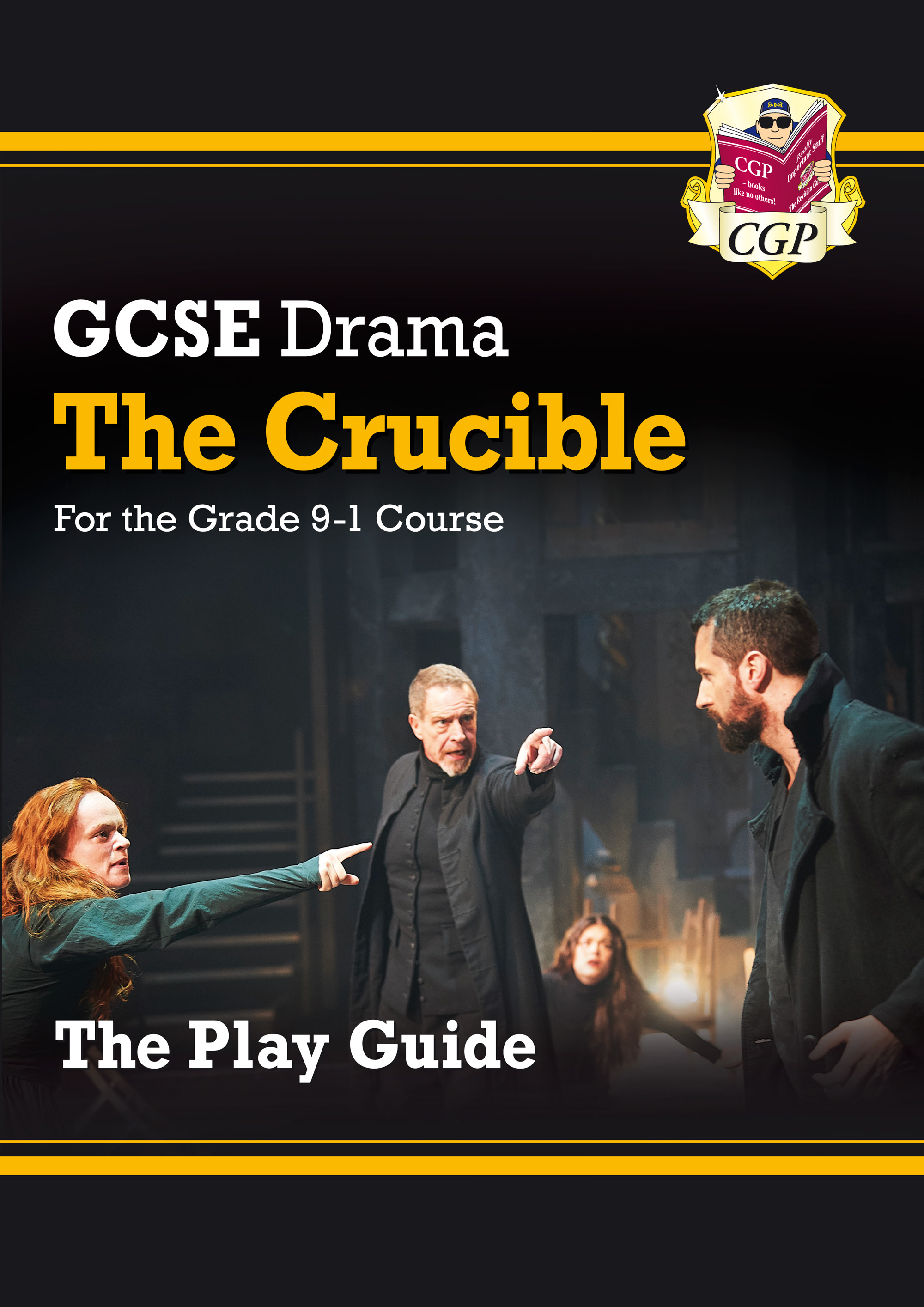 DMPC41 - Grade 9-1 GCSE Drama Play Guide - The Crucible