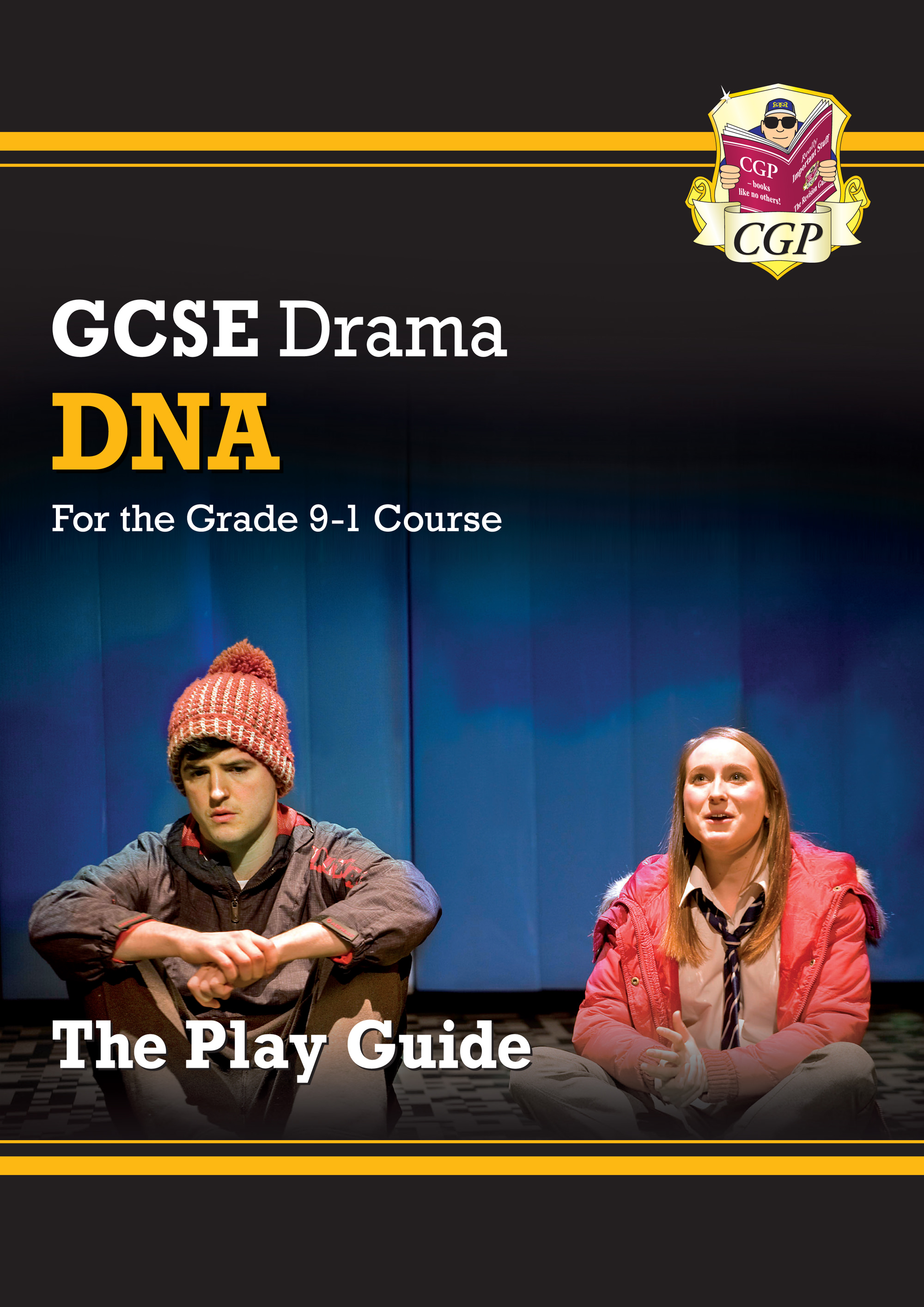 DMPD41 - New Grade 9-1 GCSE Drama Play Guide - DNA