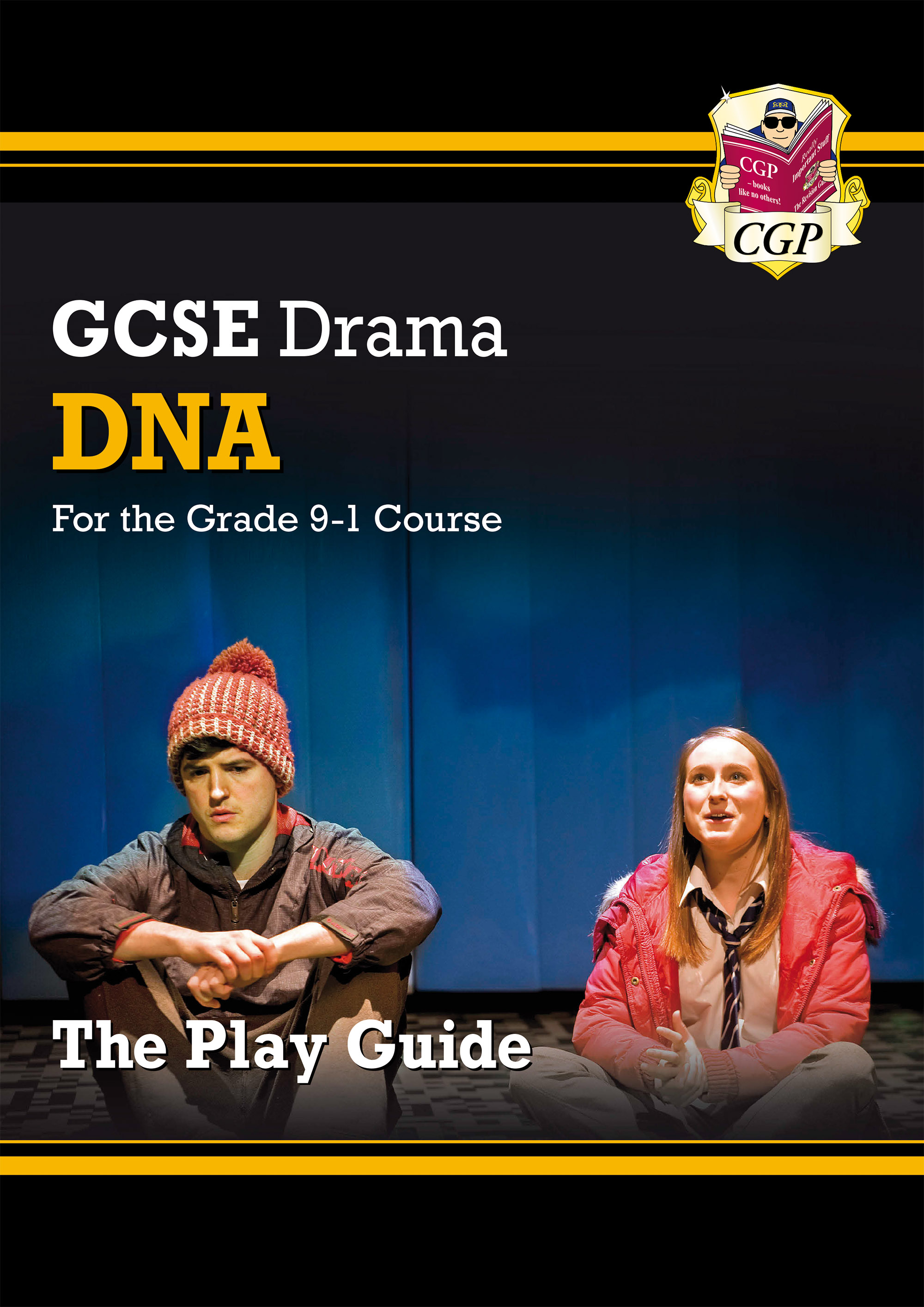 DMPD41DK - New Grade 9-1 GCSE Drama Play Guide - DNA