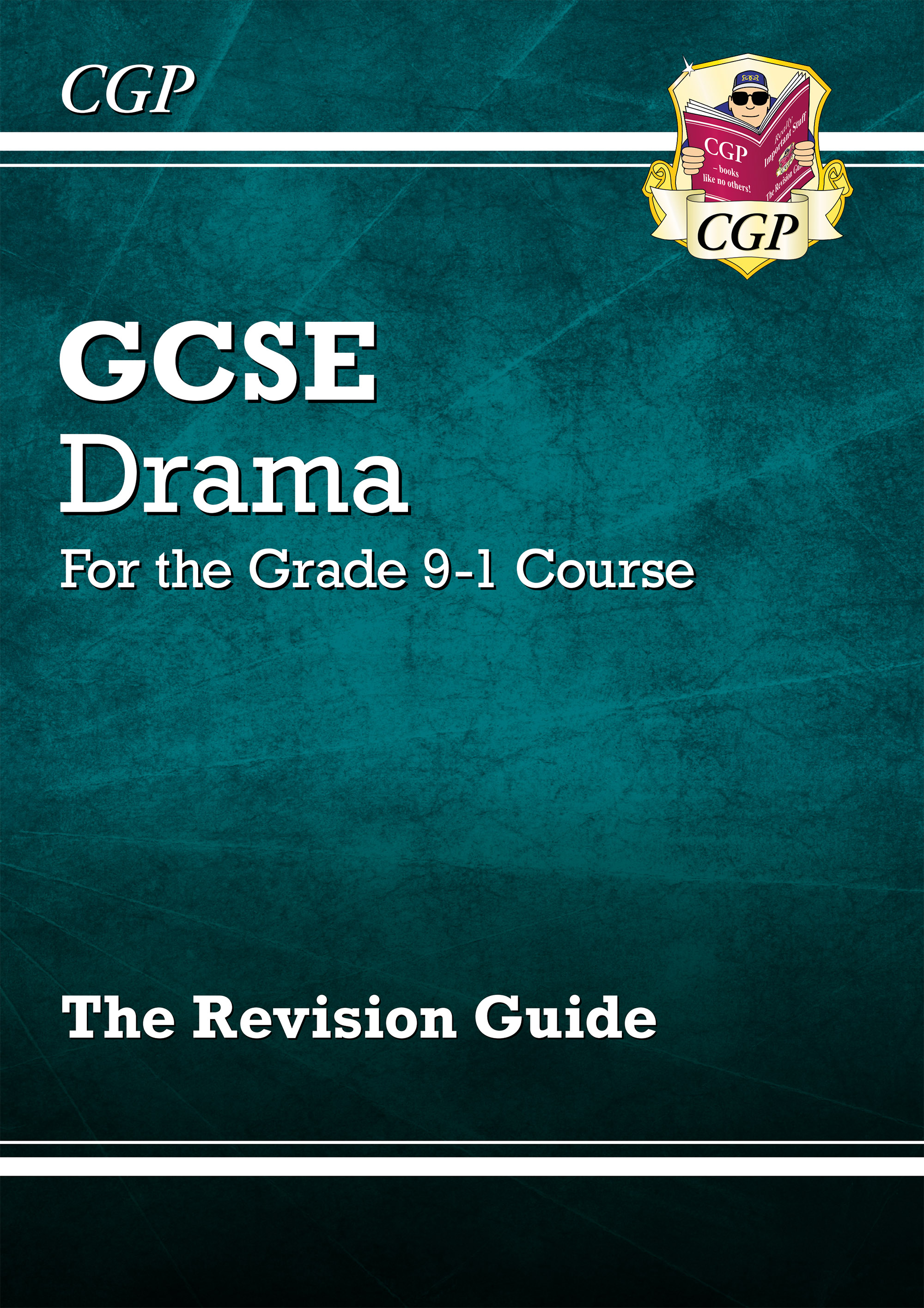 DMR41D - New Grade 9-1 GCSE Drama Revision Guide (Online Edition)