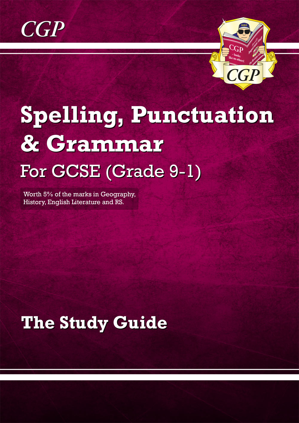 EGR42 - Spelling, Punctuation and Grammar for Grade 9-1 GCSE Study Guide