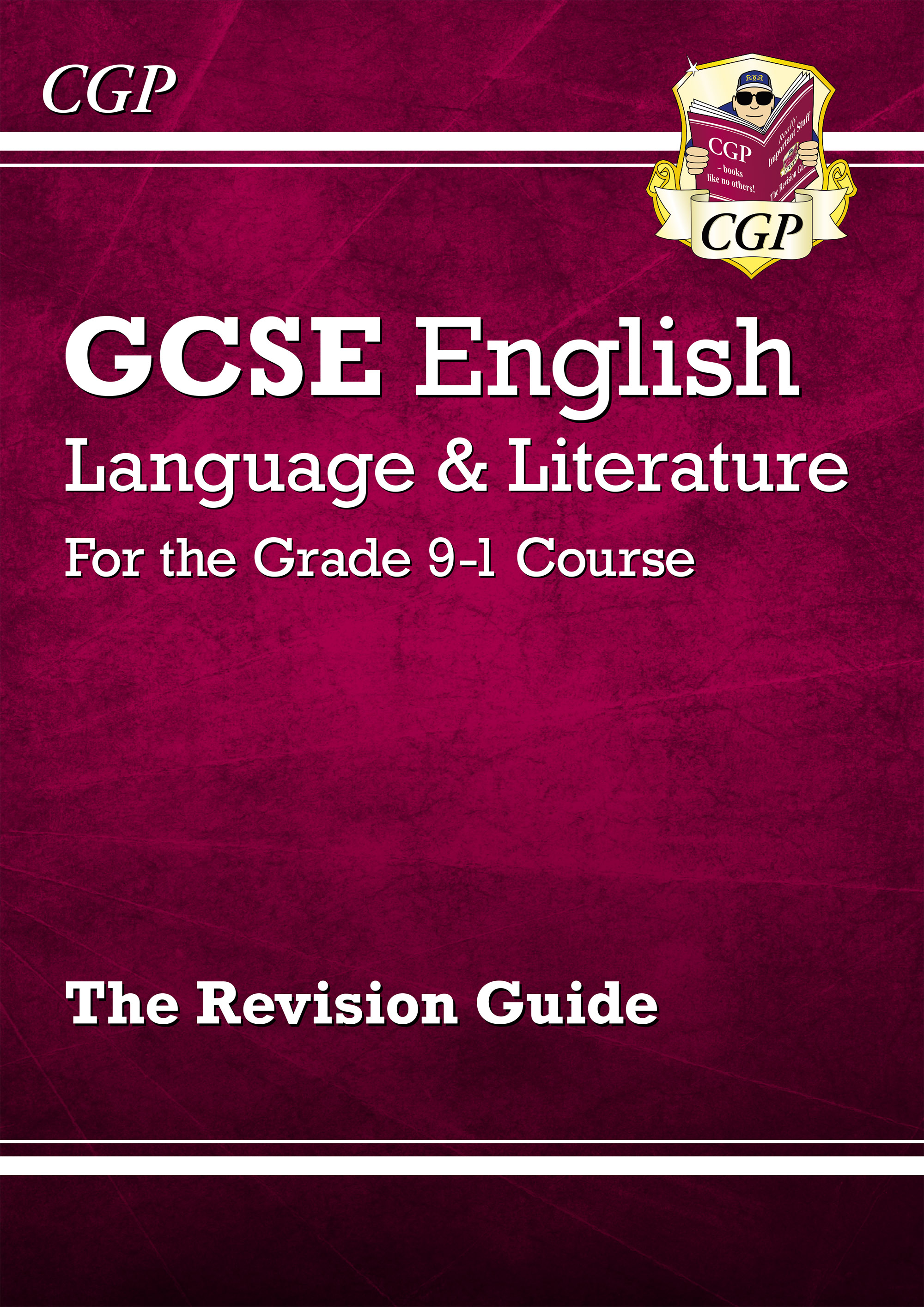 EHR41DK - GCSE English Language and Literature Revision Guide - for the Grade 9-1 Courses