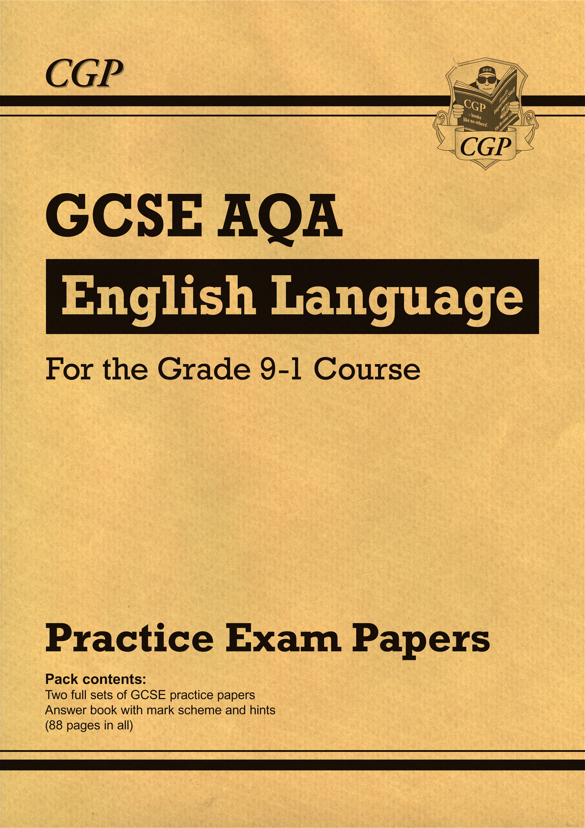 ENAP41 - New GCSE English Language AQA Practice Papers - for the Grade 9-1 Course