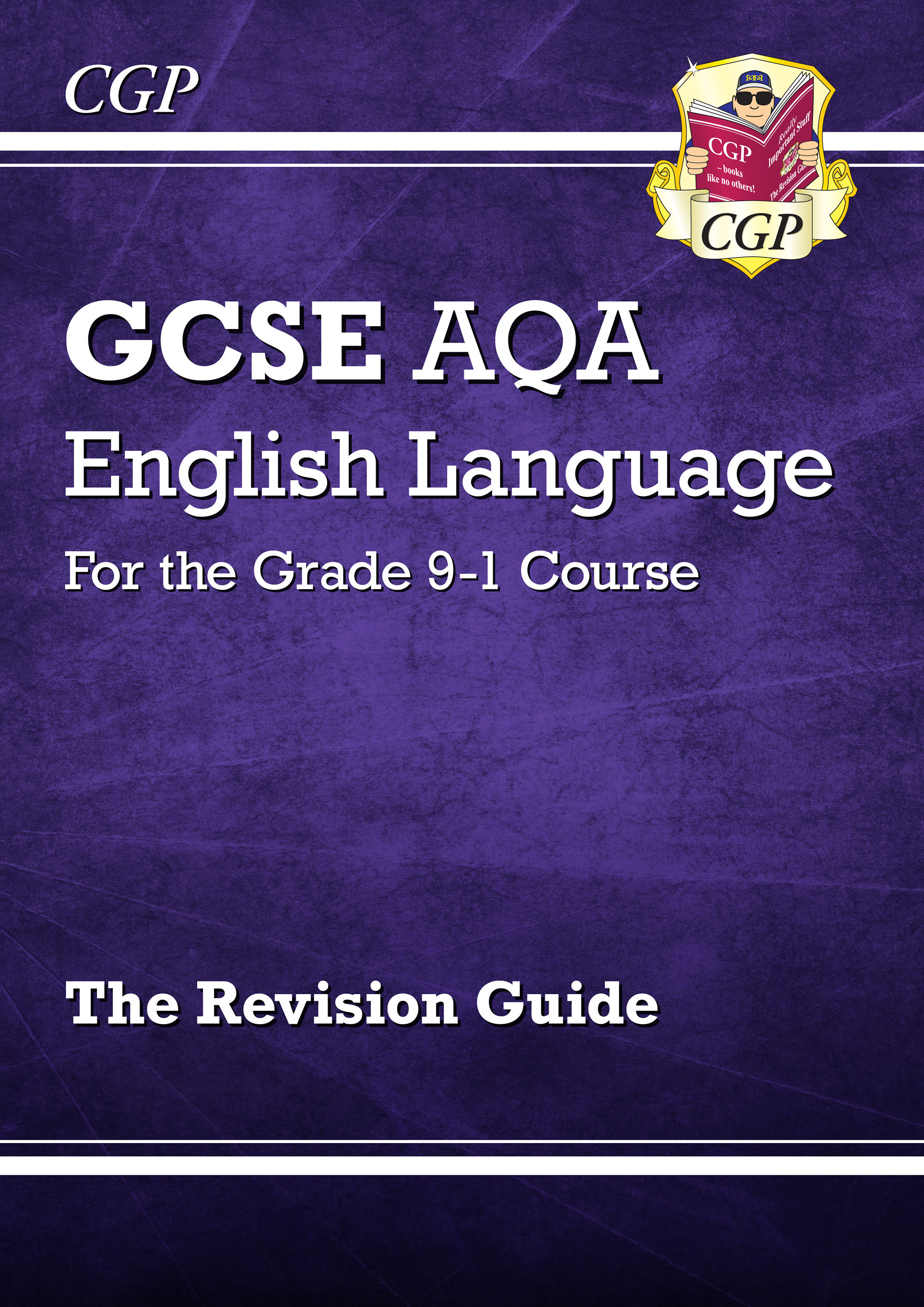 ENAR41 - GCSE English Language AQA Revision Guide - for the Grade 9-1 Course