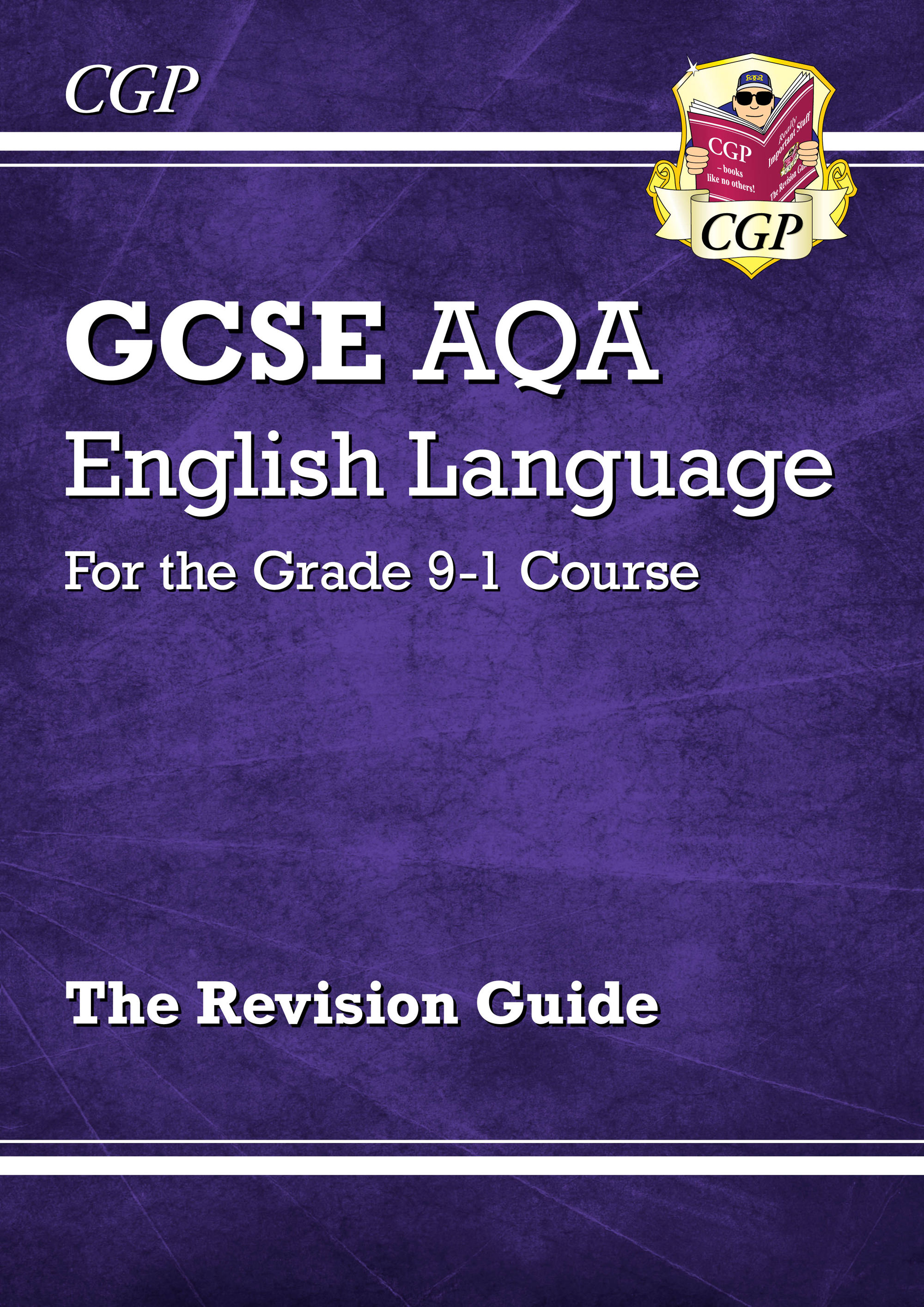 ENAR41DK - GCSE English Language AQA Revision Guide - for the Grade 9-1 Course