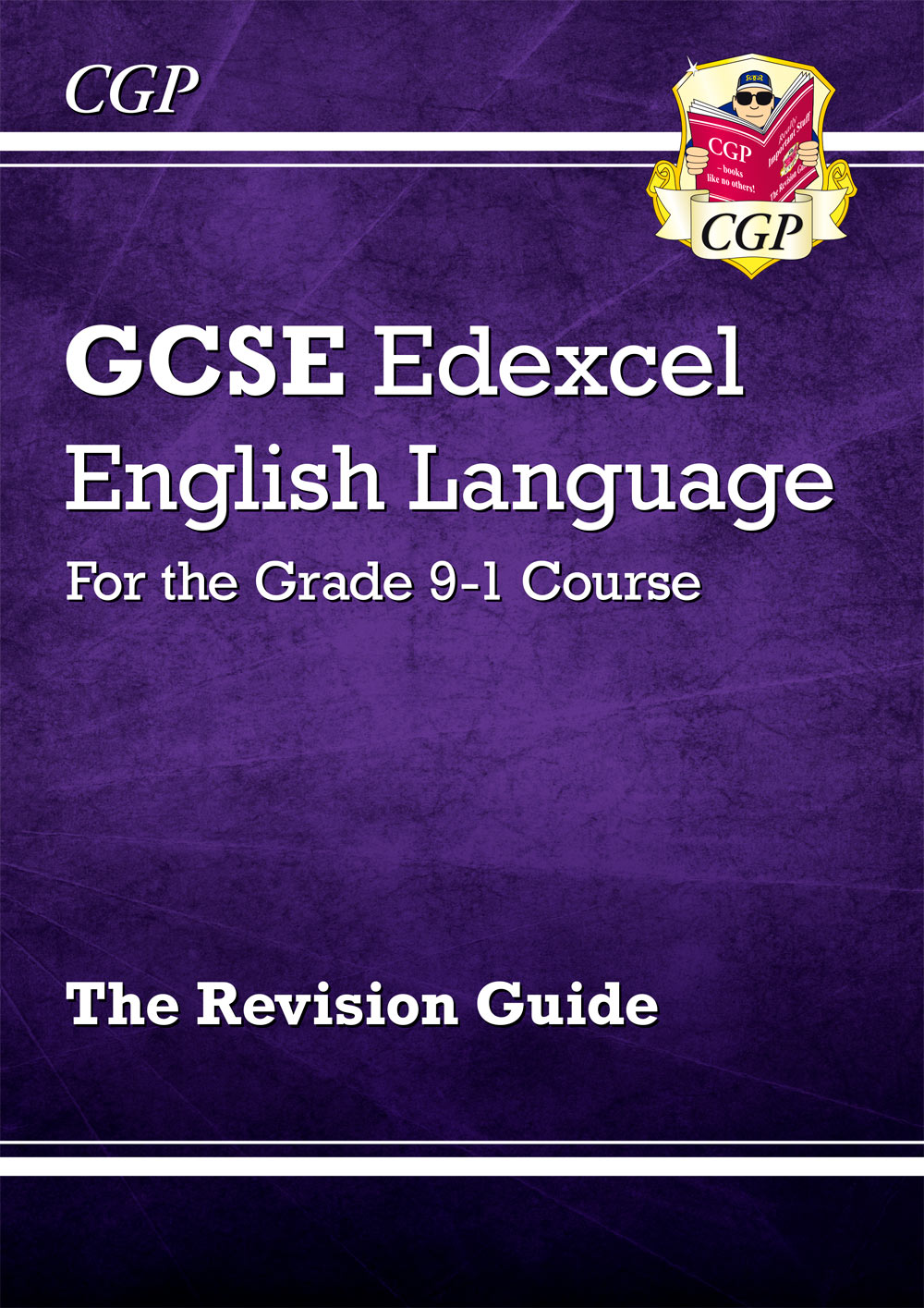 ENER41 - New GCSE English Language Edexcel Revision Guide - for the Grade 9-1 Course
