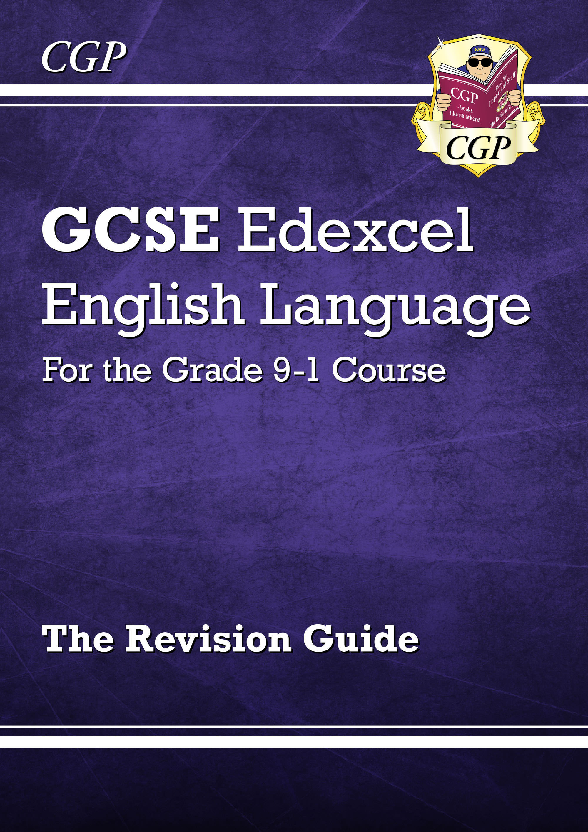 ENER41DK - New GCSE English Language Edexcel Revision Guide - for the Grade 9-1 Course