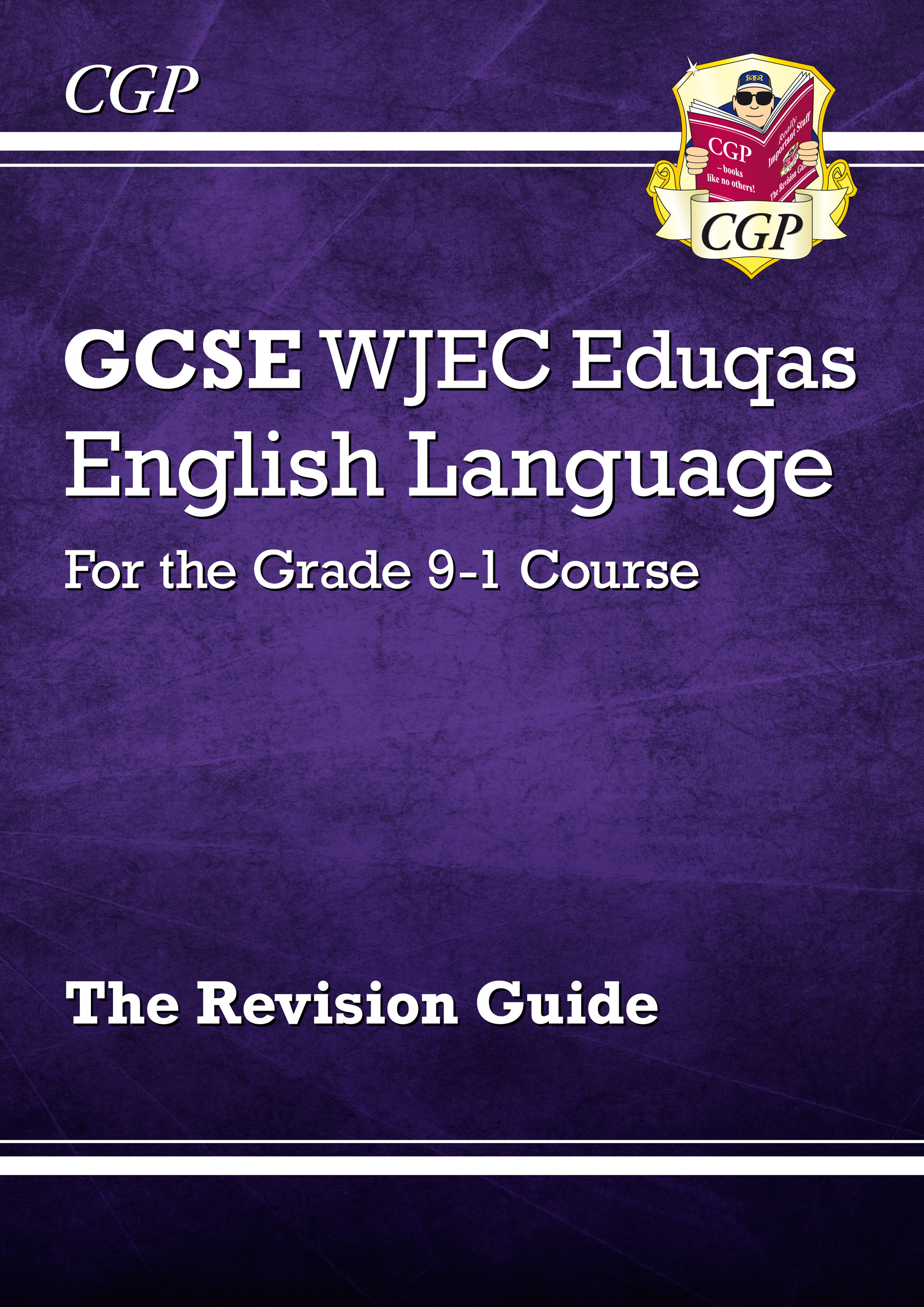 ENWR41 - GCSE English Language WJEC Eduqas Revision Guide - for the Grade 9-1 Course