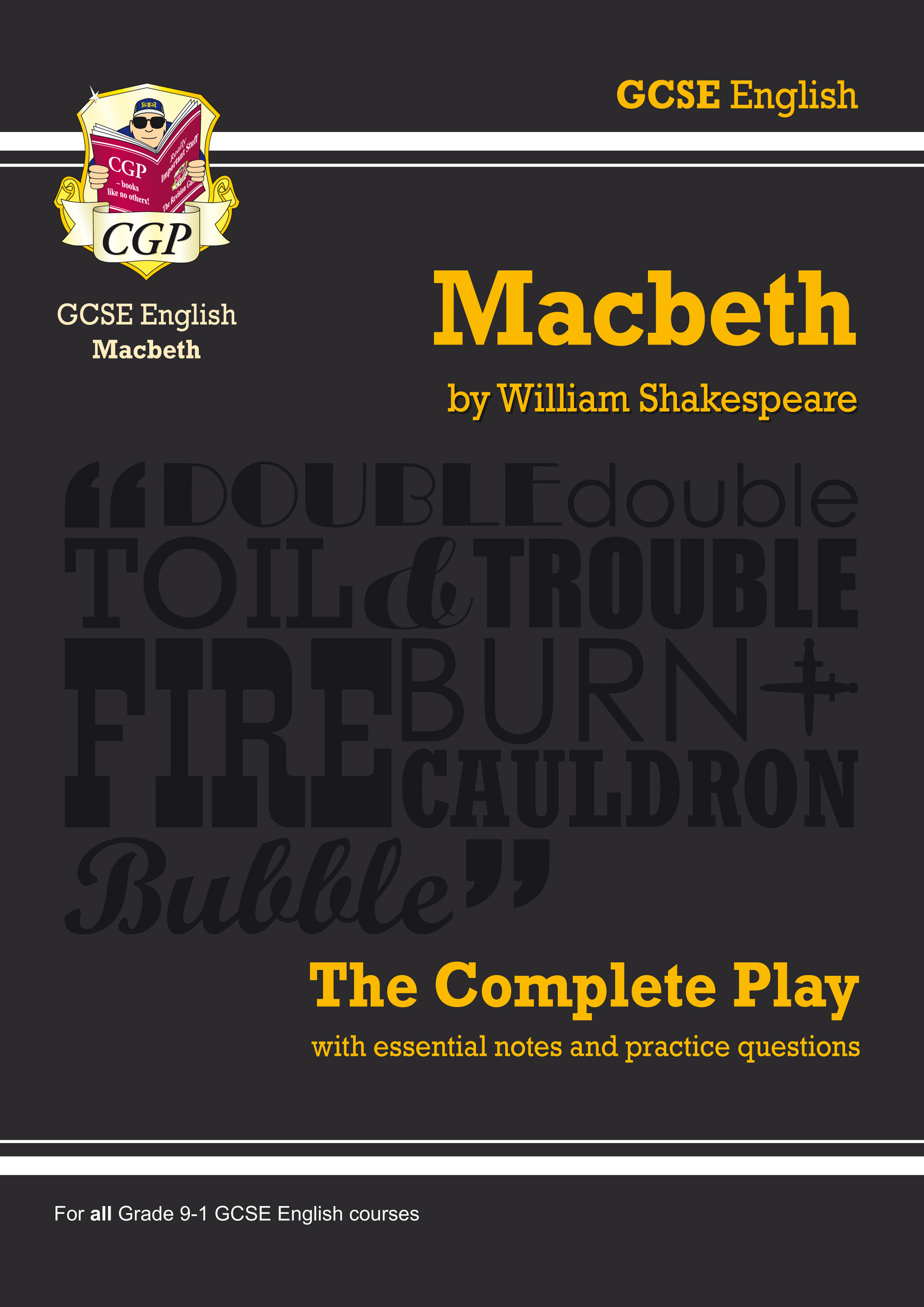 EPM44 - Grade 9-1 GCSE English Macbeth - The Complete Play