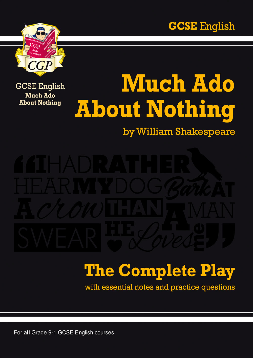 EPMA43 - Grade 9-1 GCSE English Much Ado About Nothing - The Complete Play