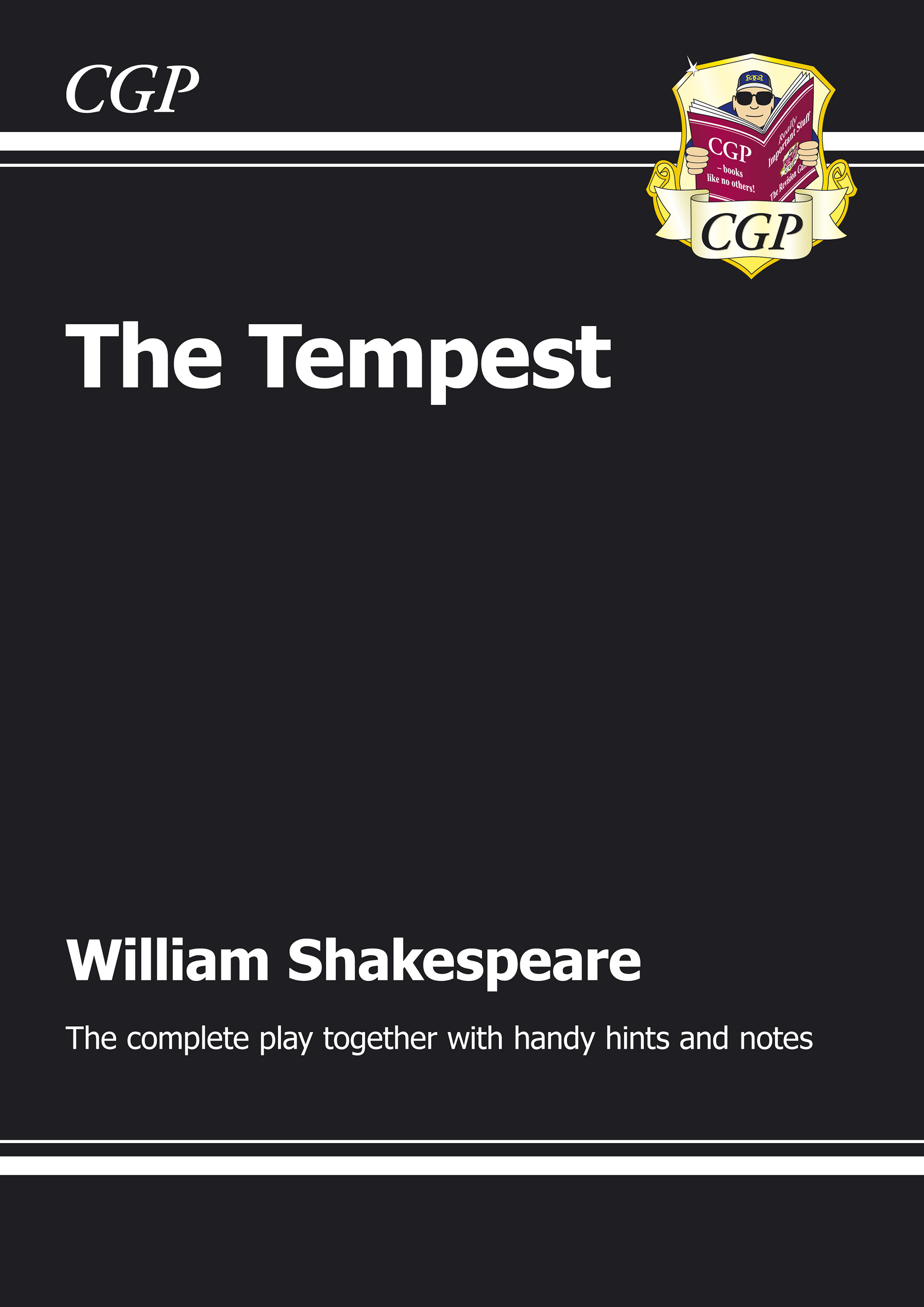 EPTT42 - KS3 English Shakespeare The Tempest Complete Play (with notes)