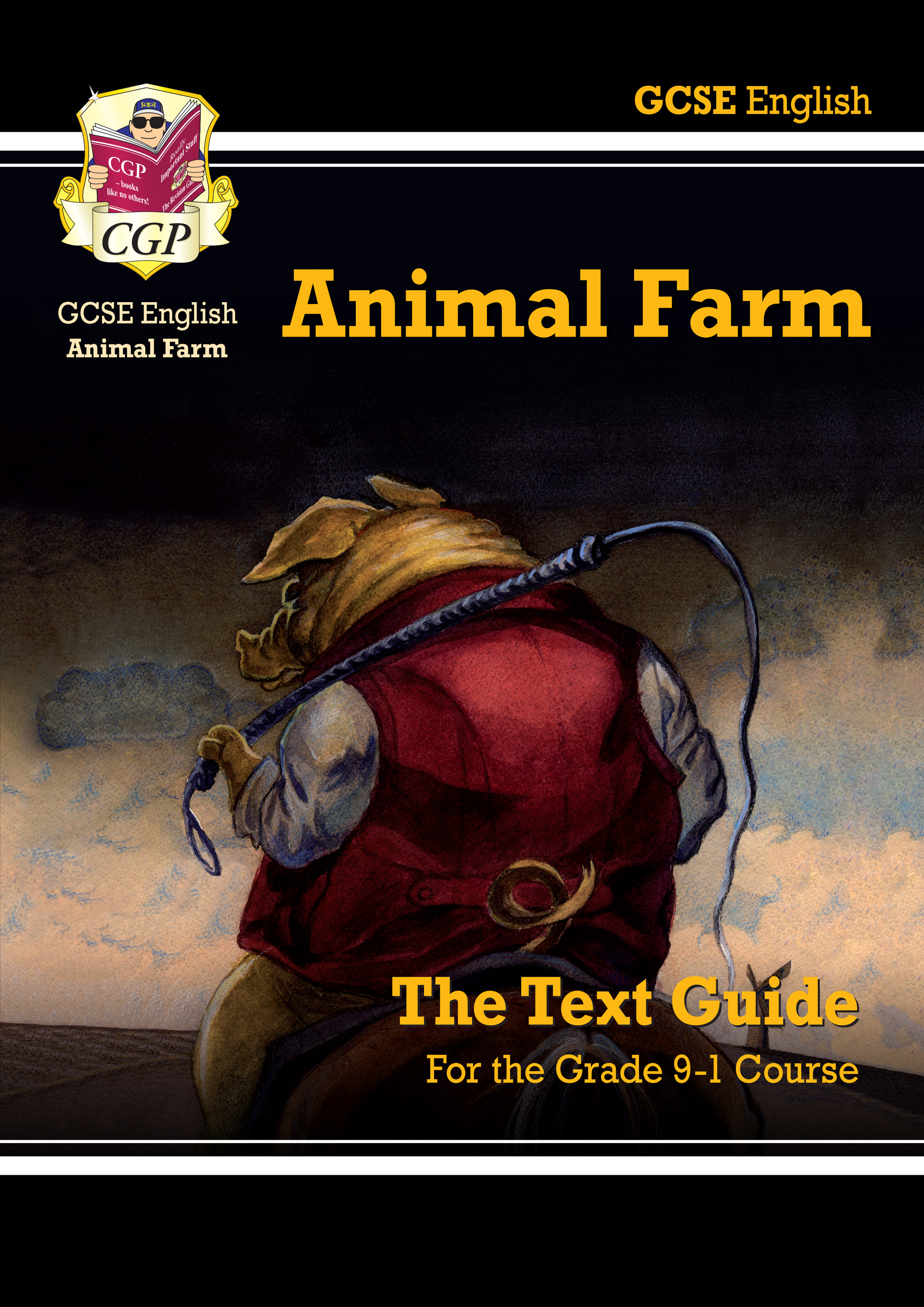 ETA43 - Grade 9-1 GCSE English Text Guide - Animal Farm