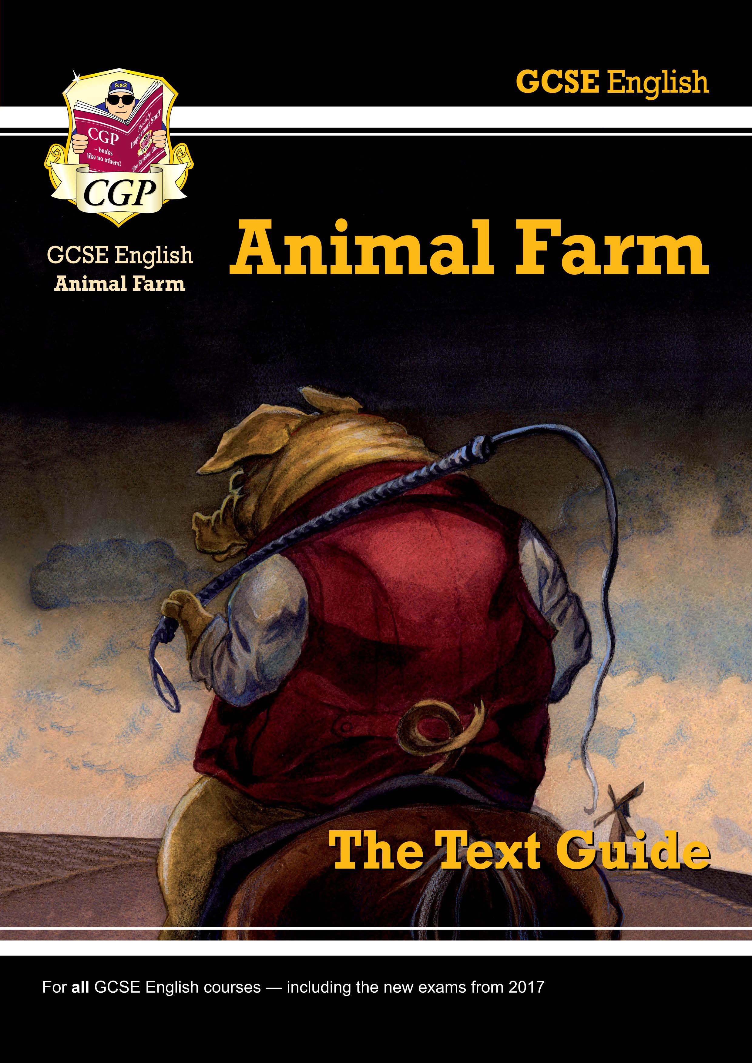 ETA43DK - Grade 9-1 GCSE English Text Guide - Animal Farm