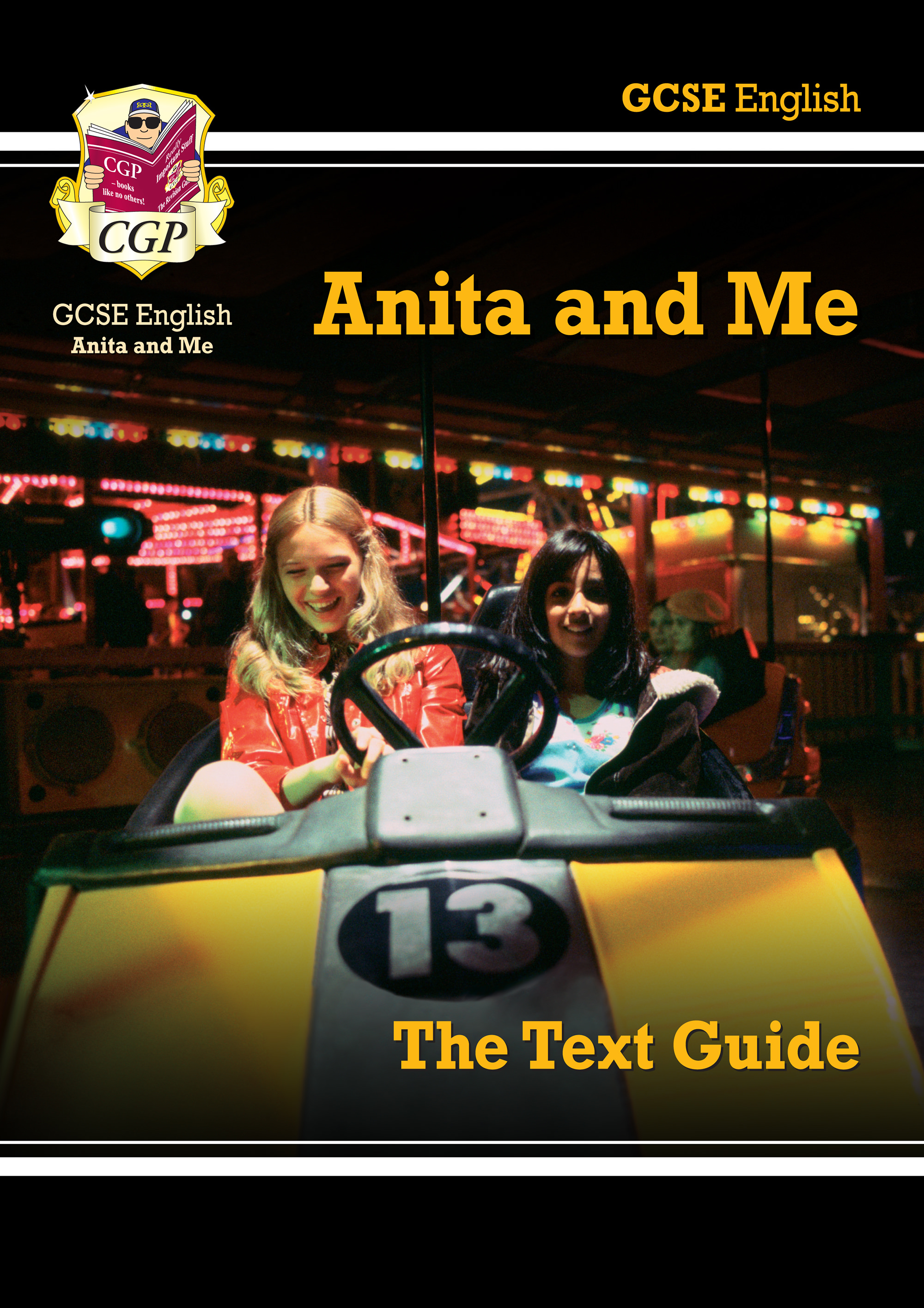 ETAM41 - Grade 9-1 GCSE English Text Guide - Anita and Me