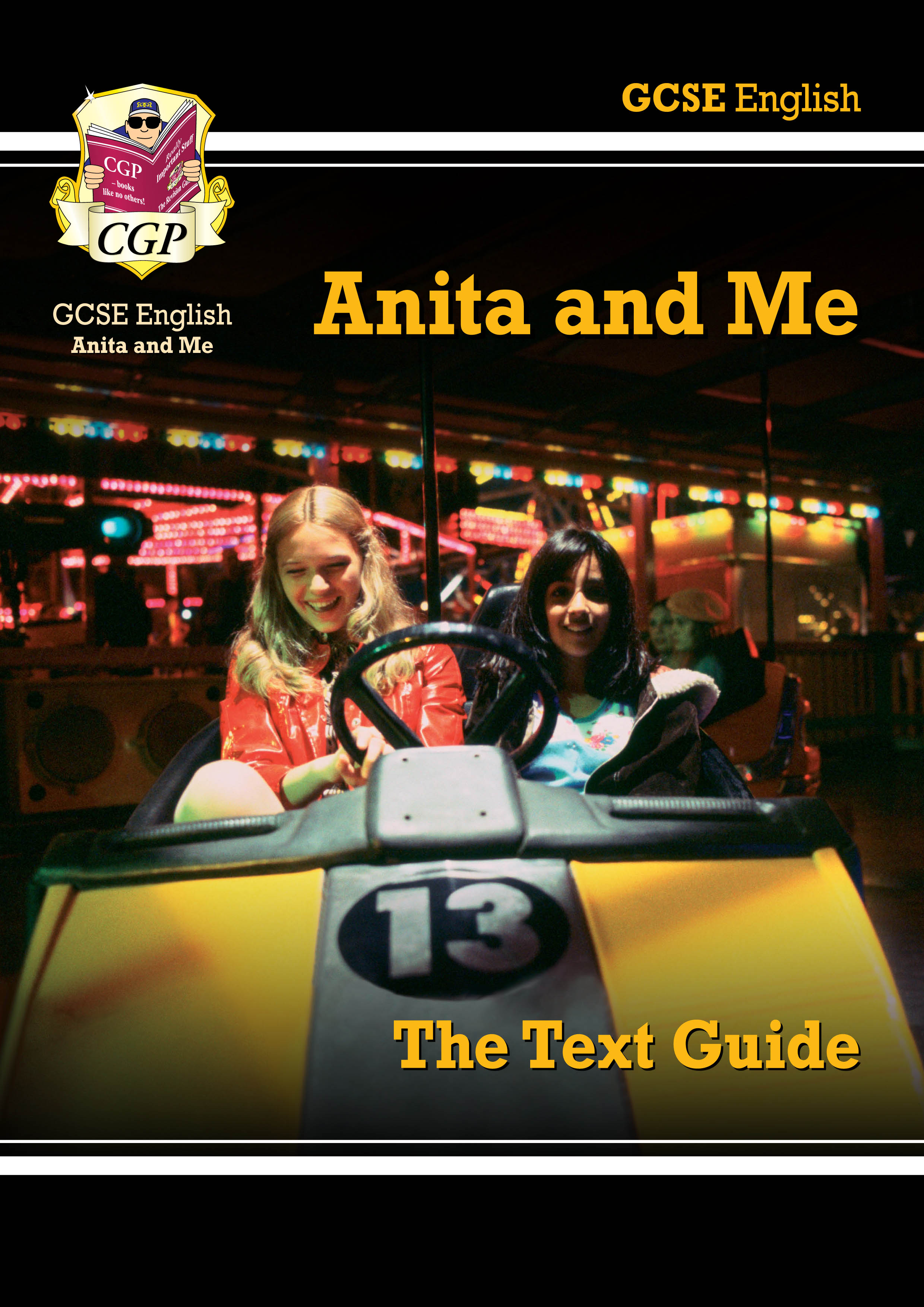 ETAM41DK - Grade 9-1 GCSE English Text Guide - Anita and Me