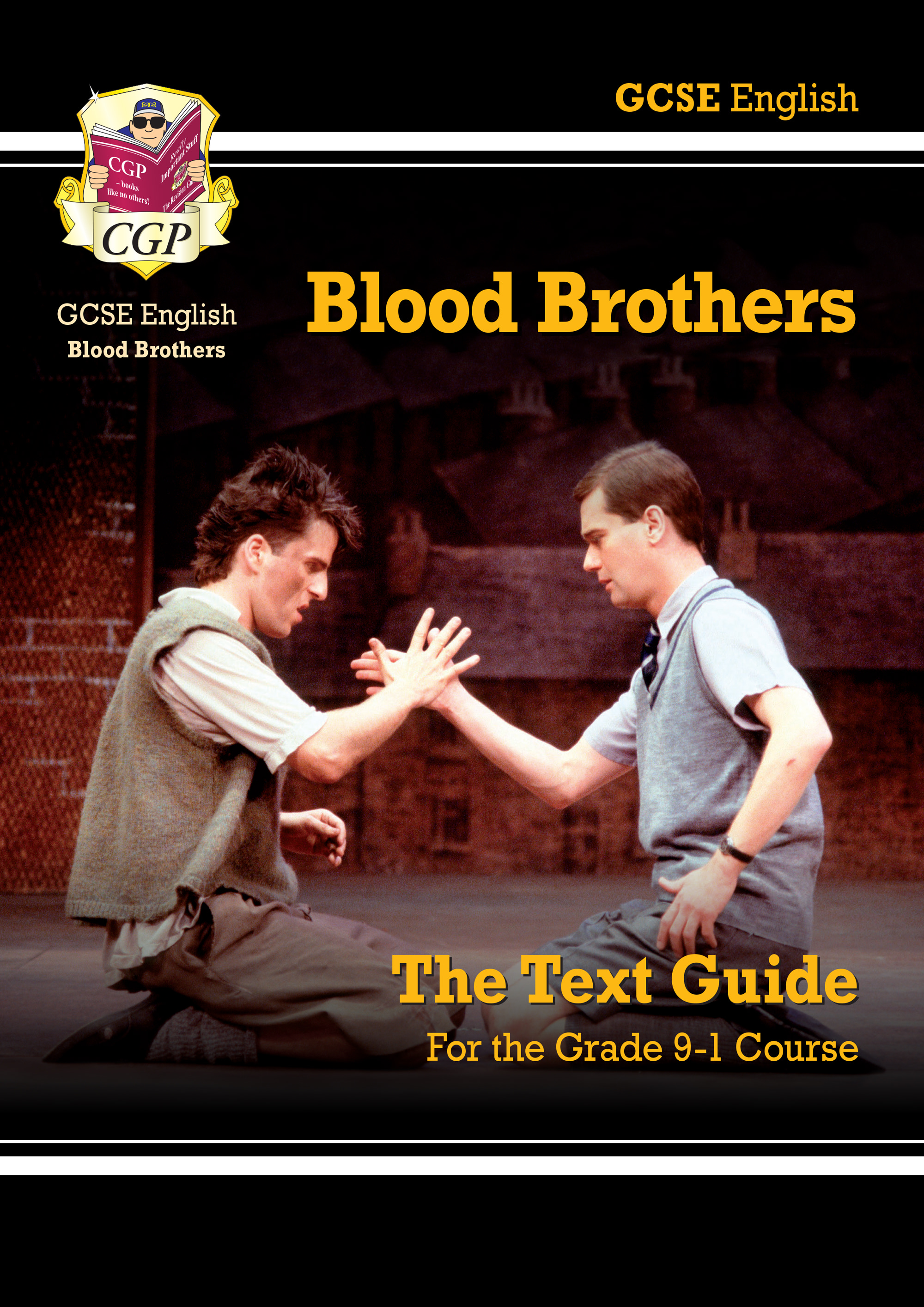 ETBB41 - Grade 9-1 GCSE English Text Guide - Blood Brothers