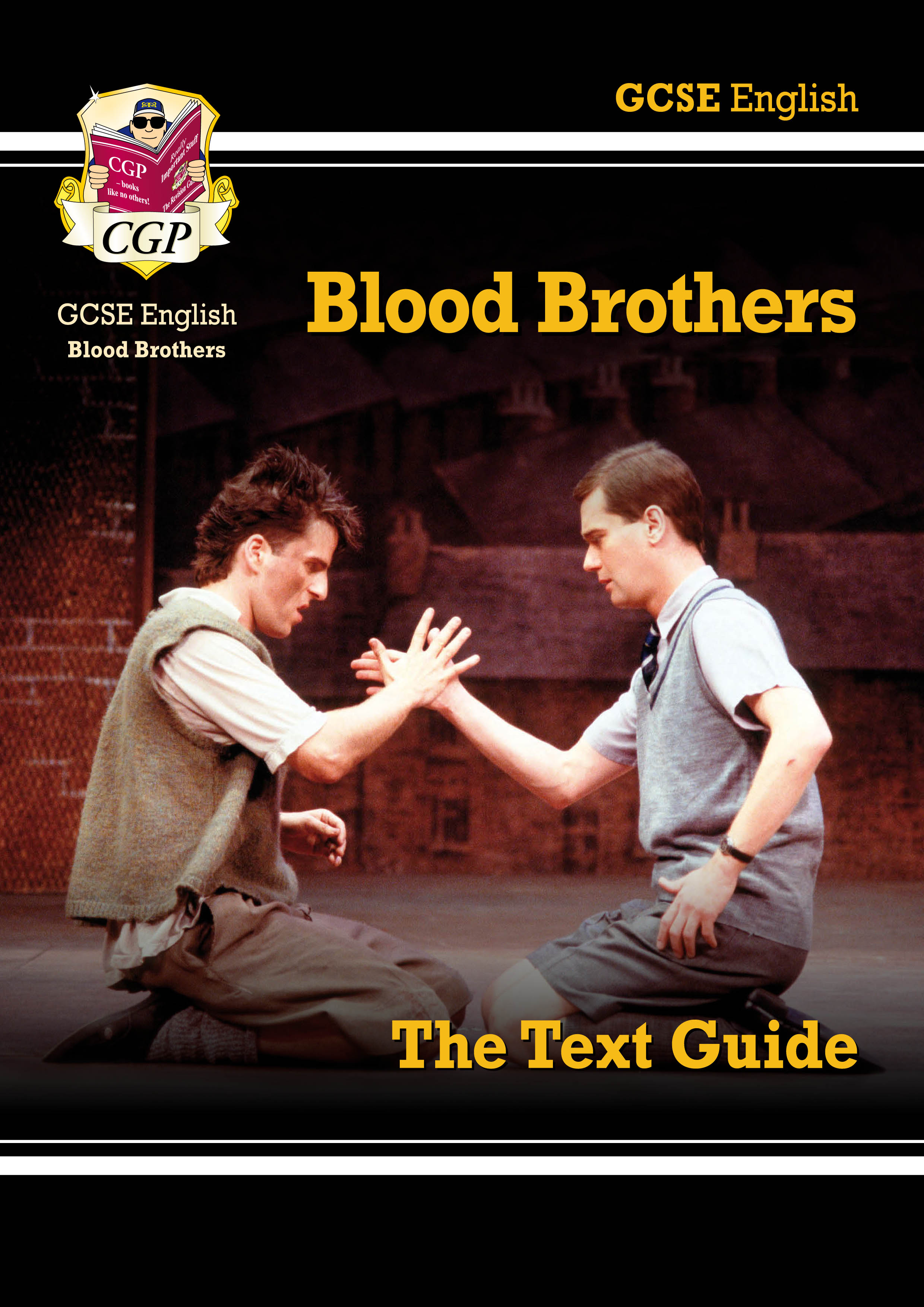 ETBB41DK - Grade 9-1 GCSE English Text Guide - Blood Brothers