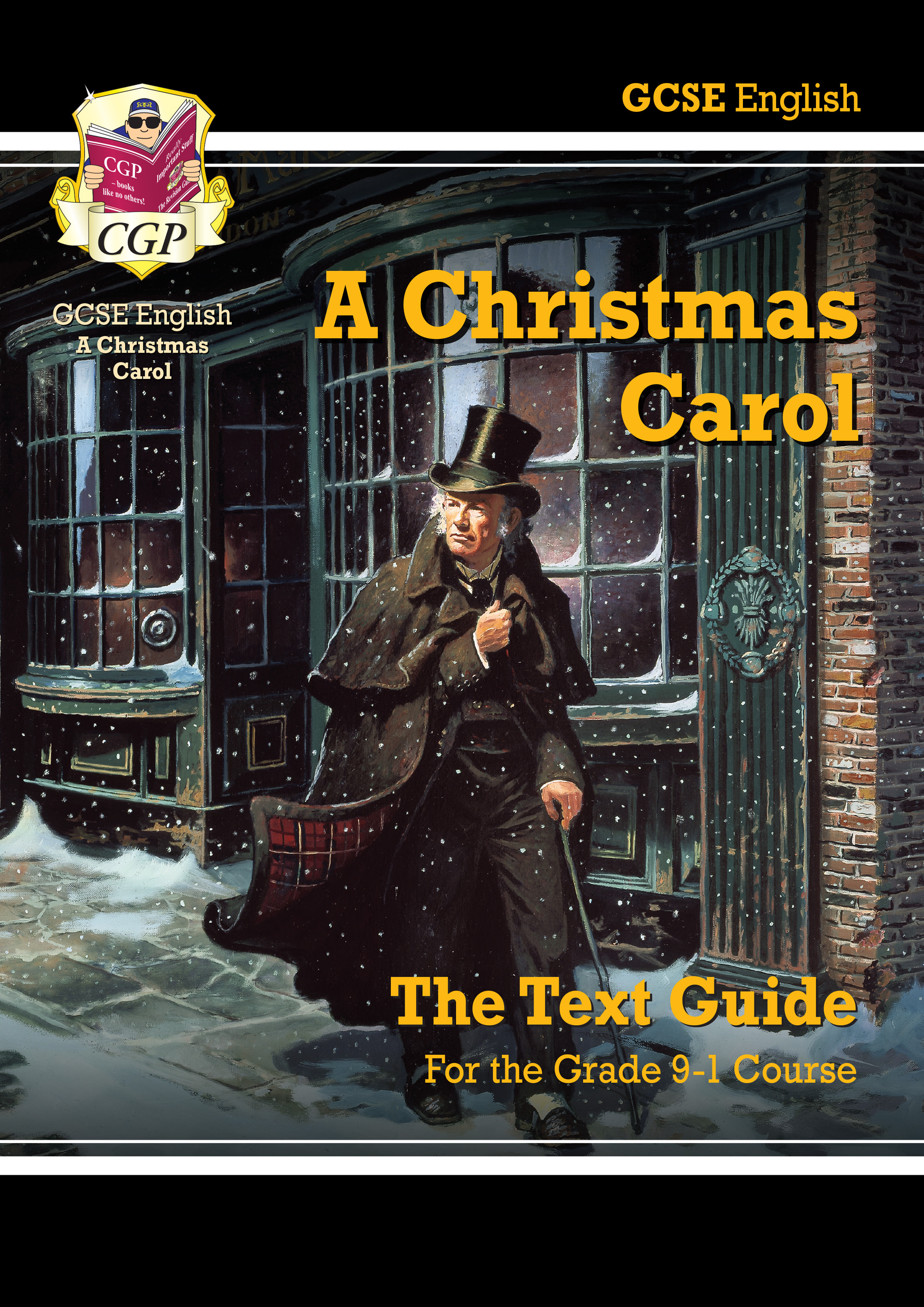 ETCC41 - Grade 9-1 GCSE English Text Guide - A Christmas Carol