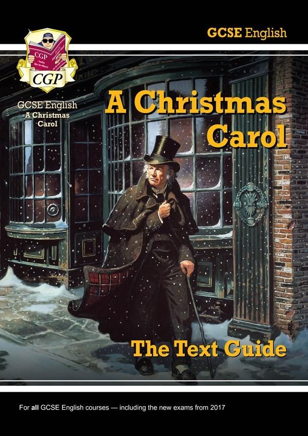 ETCC41DK - Grade 9-1 GCSE English Text Guide - A Christmas Carol