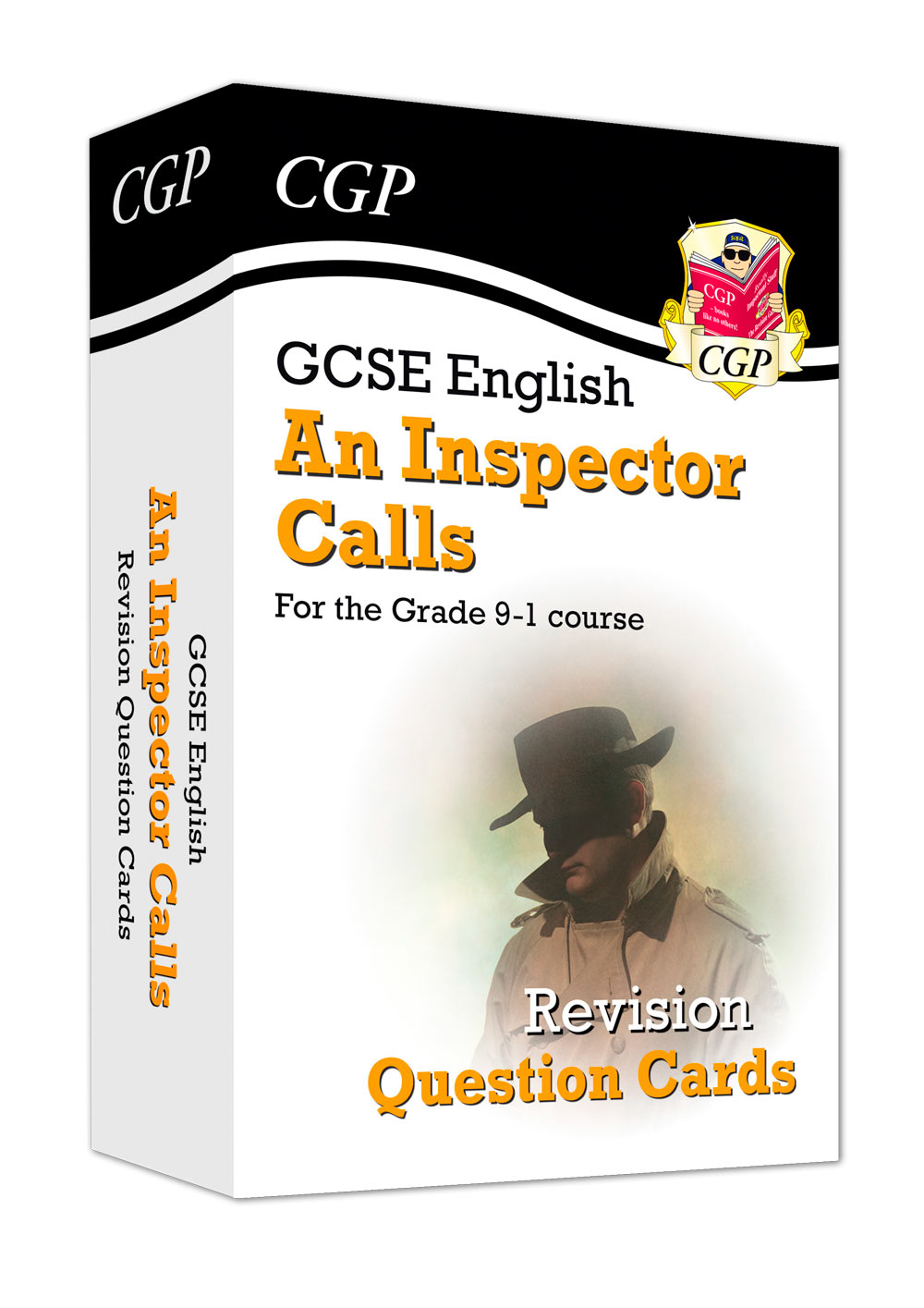 ETFI41 - New Grade 9-1 GCSE English - An Inspector Calls Revision Question Cards
