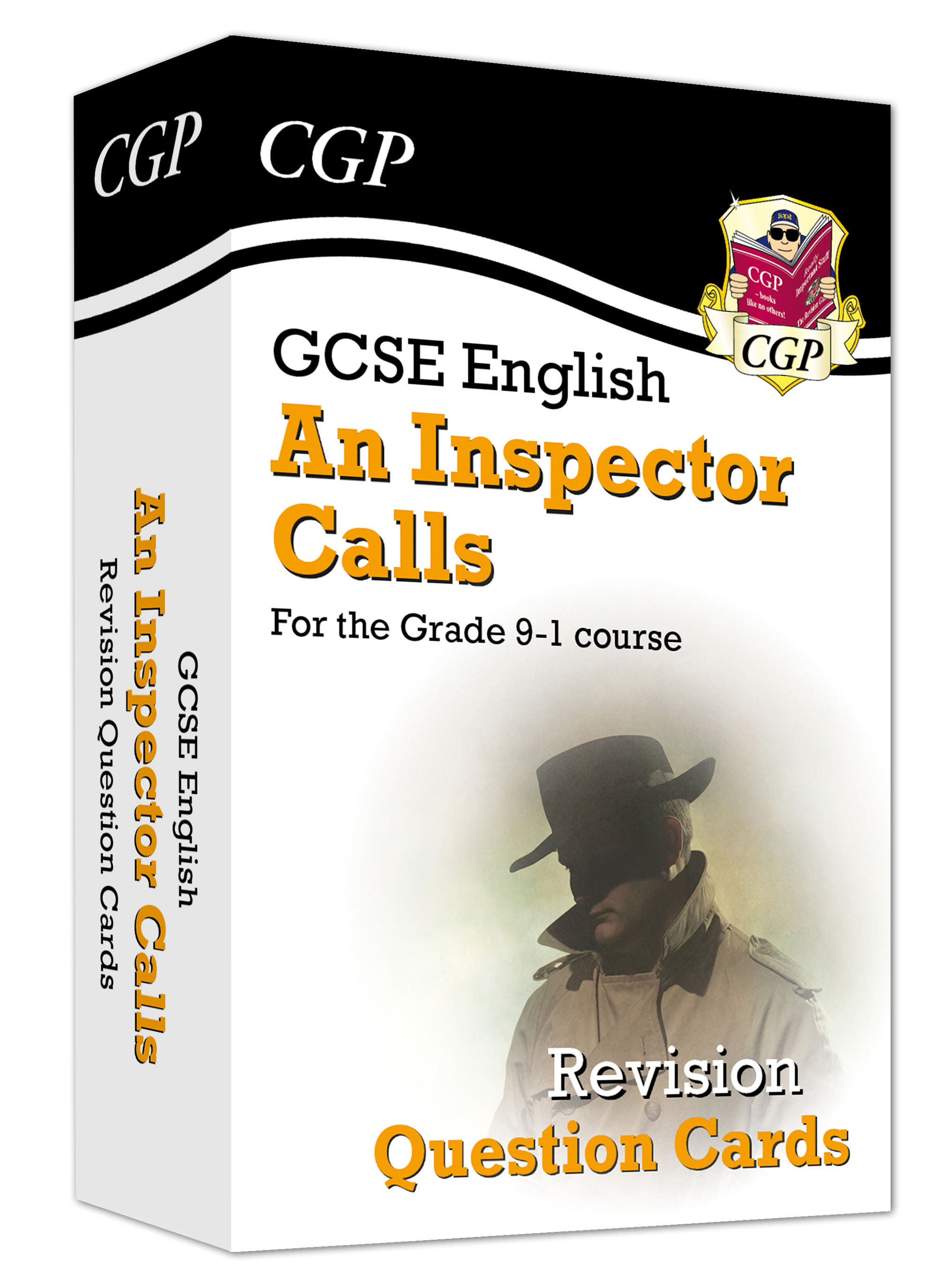 ETFI41DK - New Grade 9-1 GCSE English - An Inspector Calls Revision Question Cards