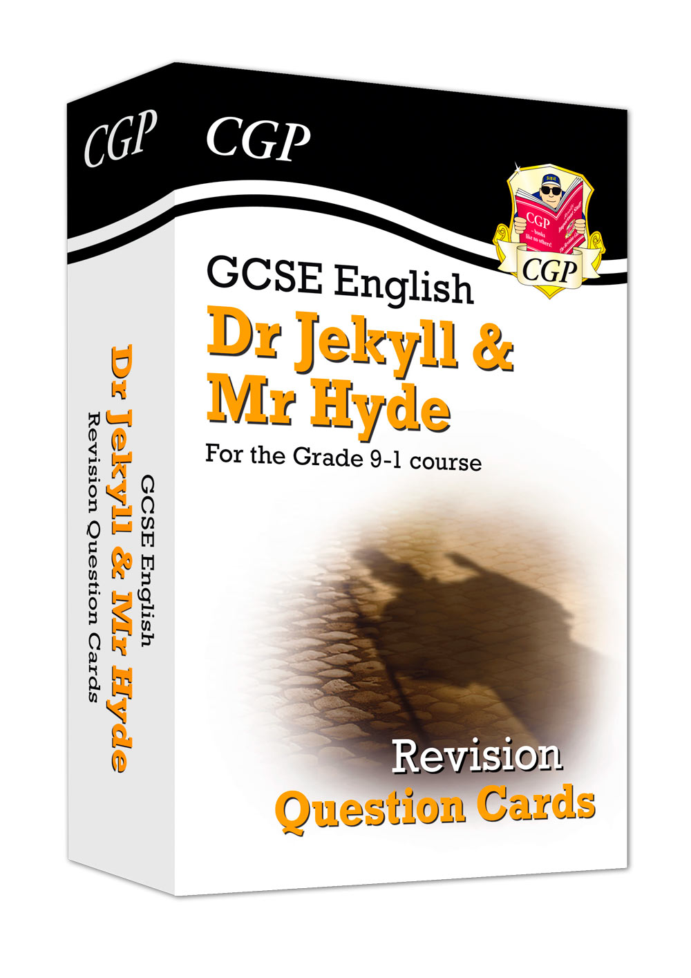 ETFJH41 - New Grade 9-1 GCSE English - Dr Jekyll and Mr Hyde Revision Question Cards