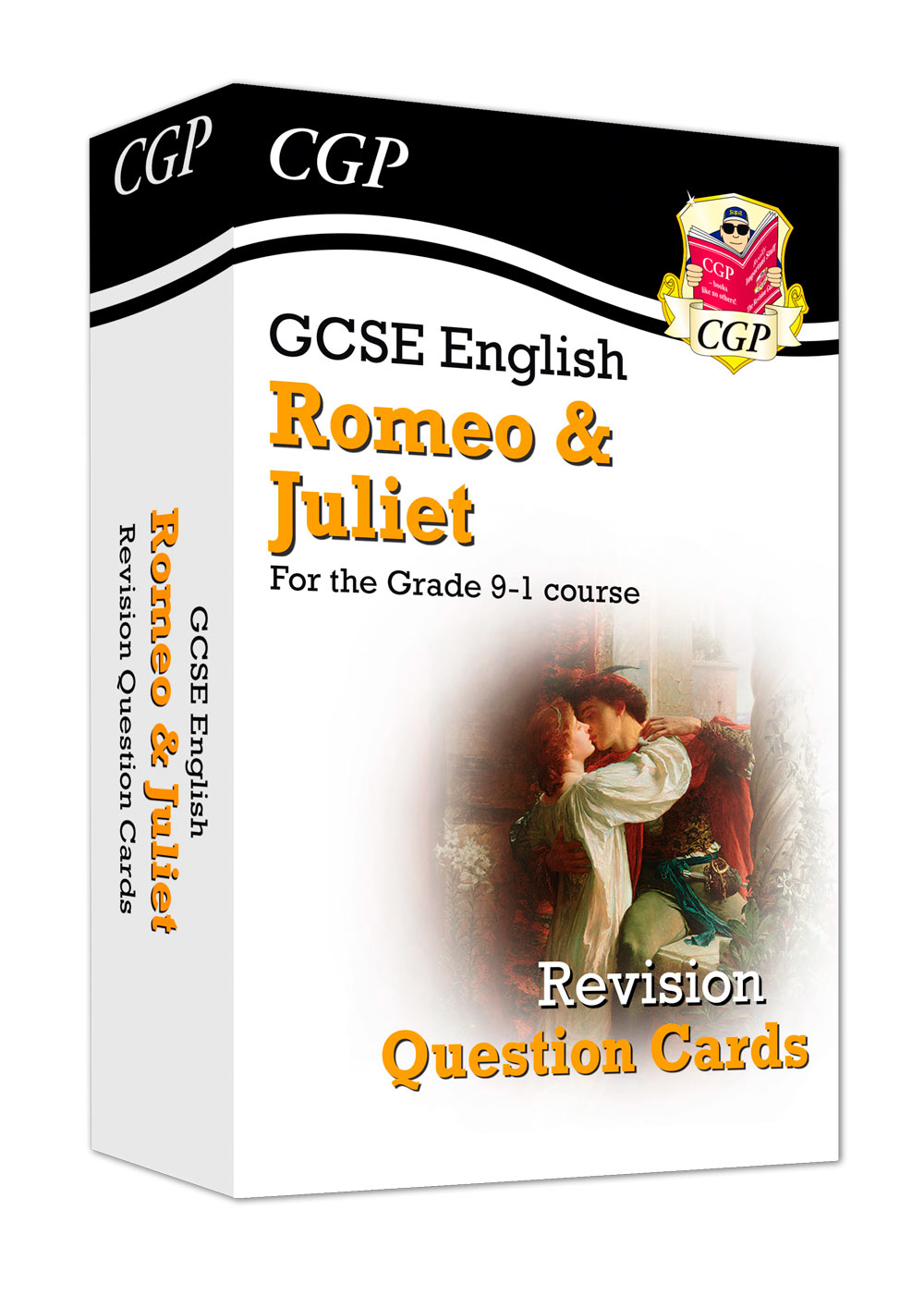ETFR41 - New Grade 9-1 GCSE English Shakespeare - Romeo & Juliet Revision Question Cards