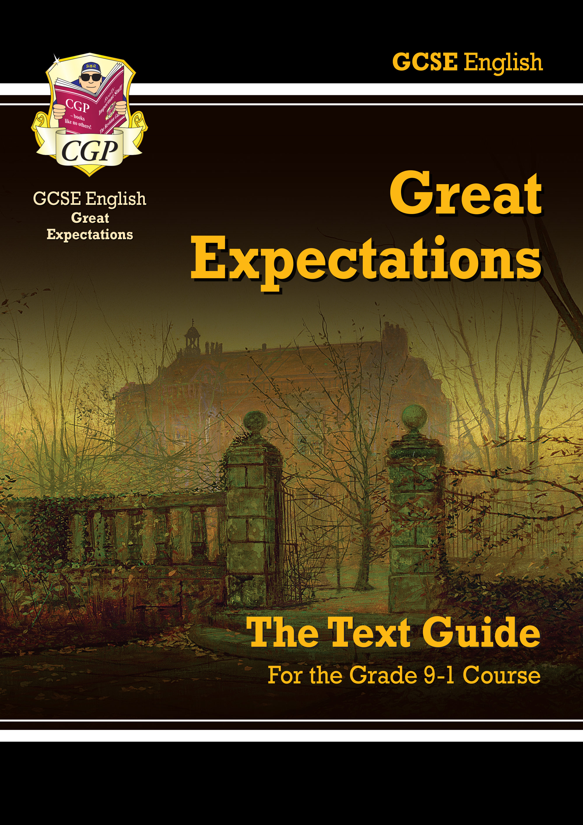 ETG43 - Grade 9-1 GCSE English Text Guide - Great Expectations