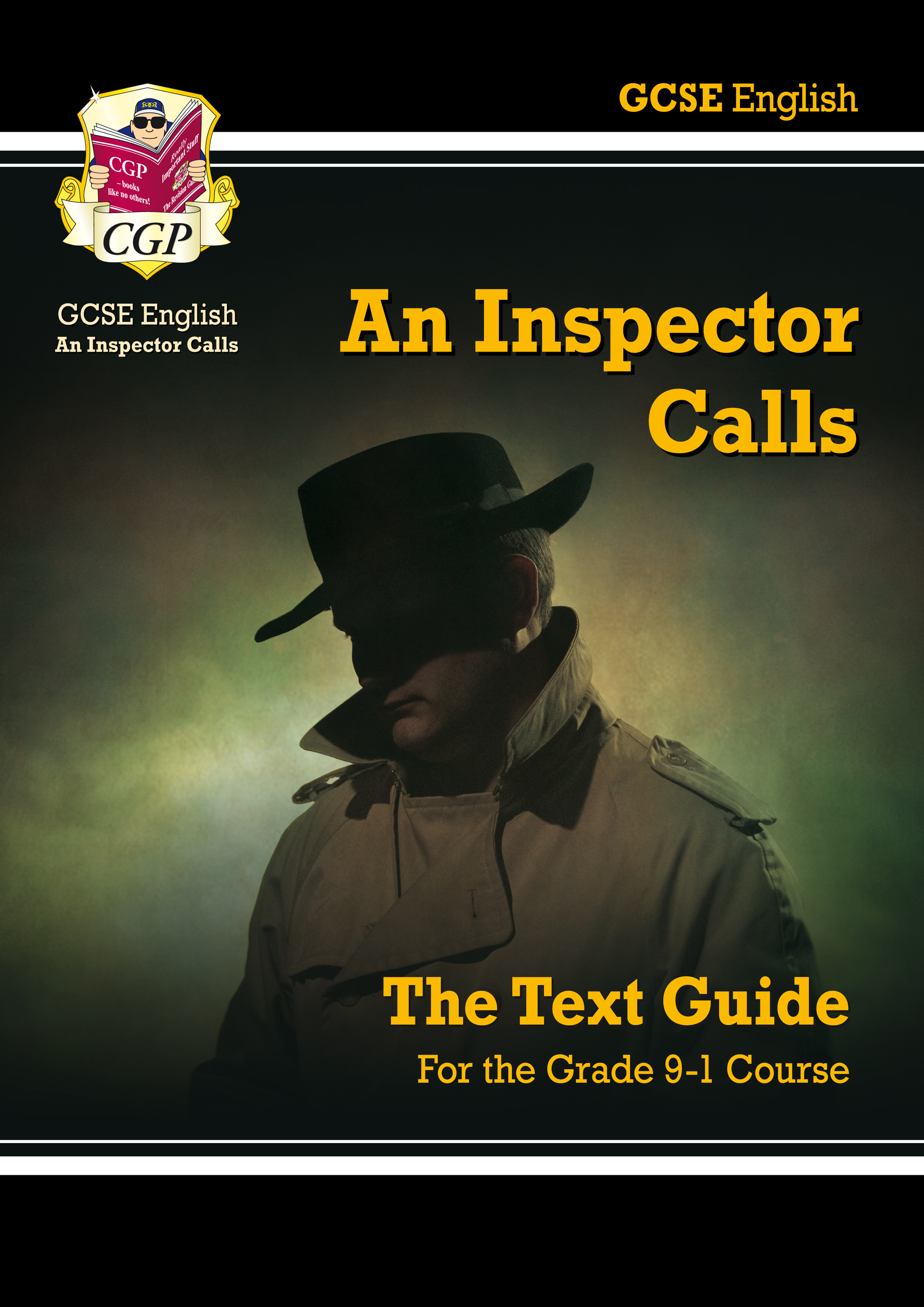 ETI44 - Grade 9-1 GCSE English Text Guide - An Inspector Calls