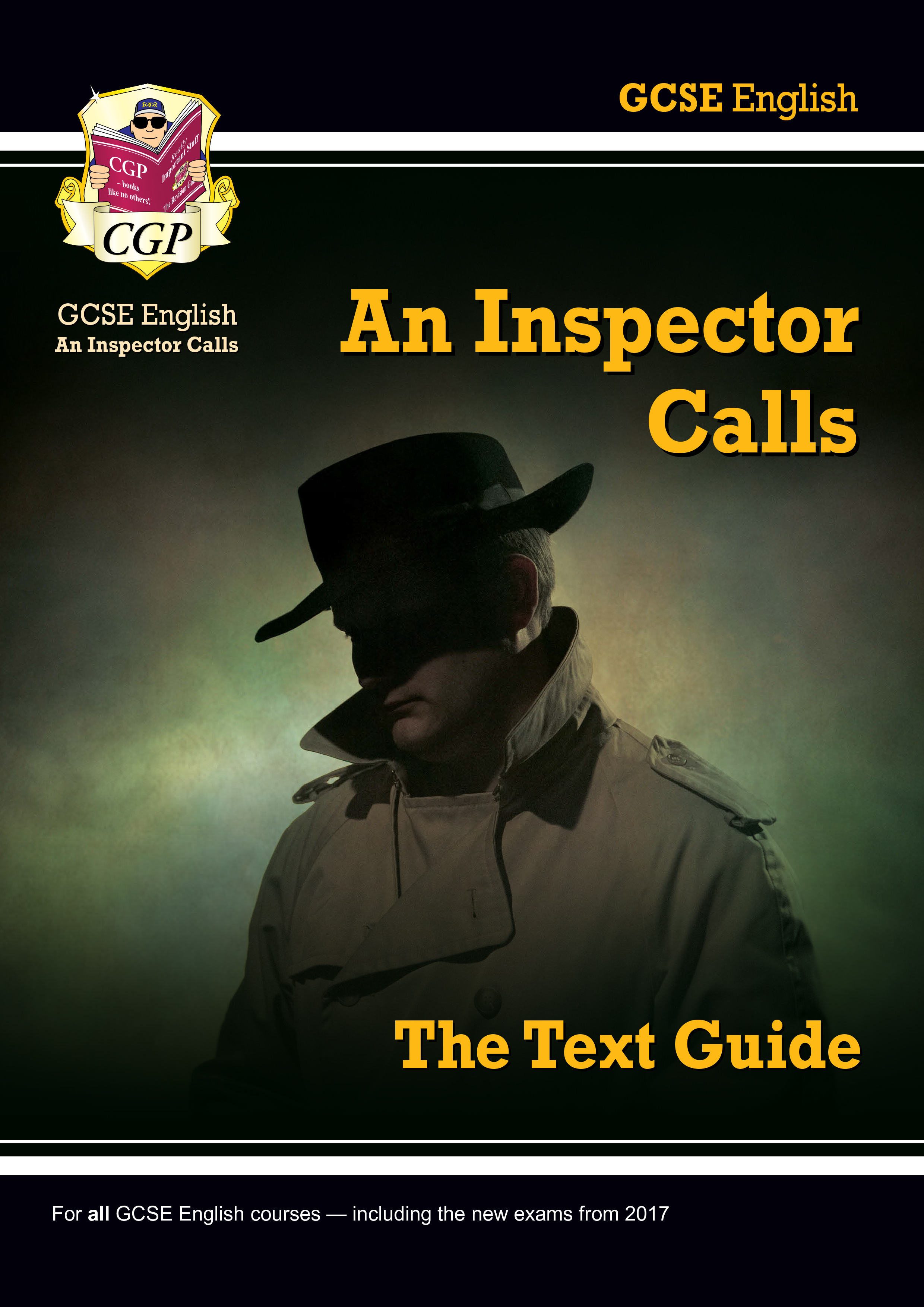 ETI44DK - Grade 9-1 GCSE English Text Guide - An Inspector Calls