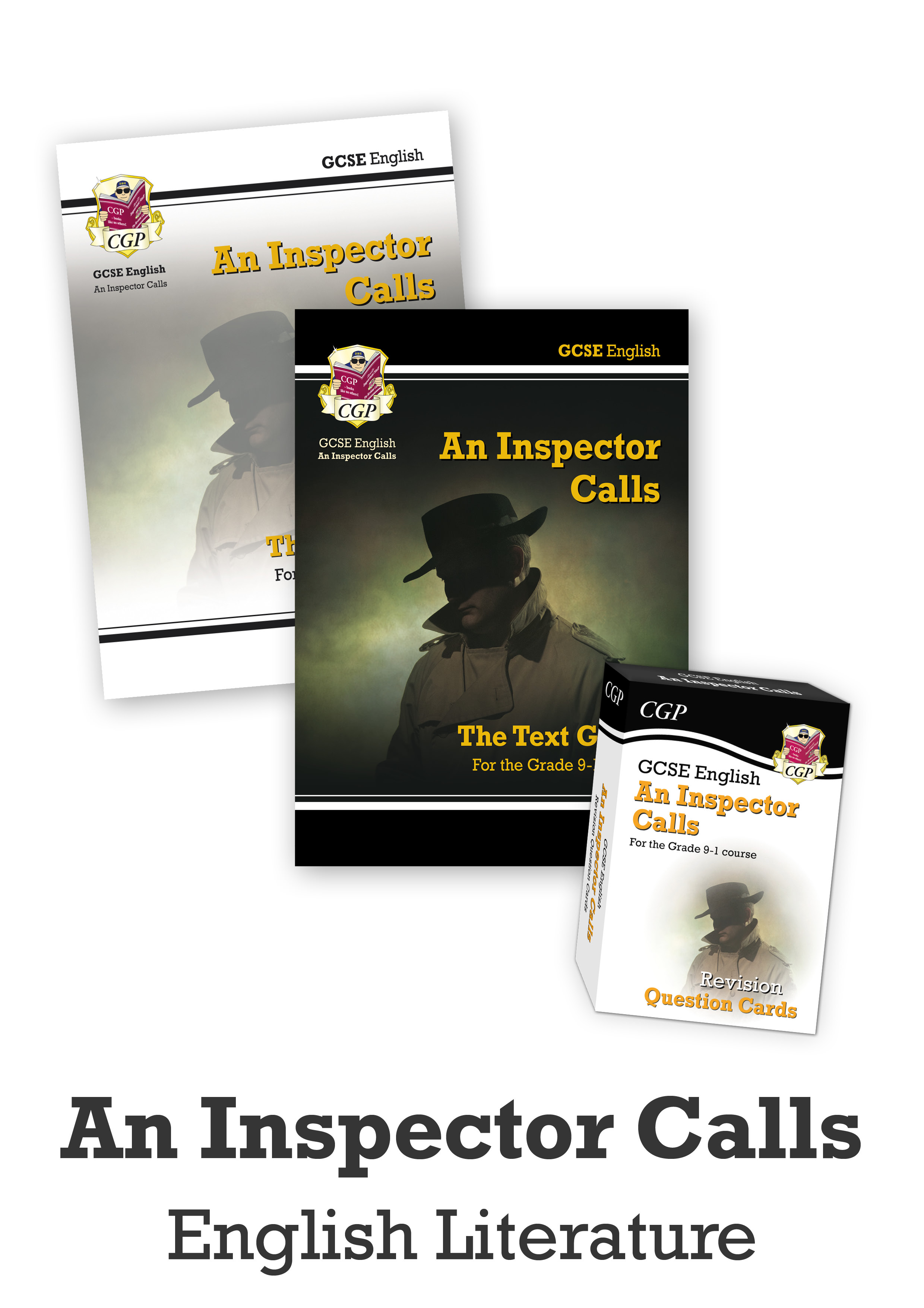 ETICUB41 - GCSE Essentials Bundle: English Literature - An Inspector Calls