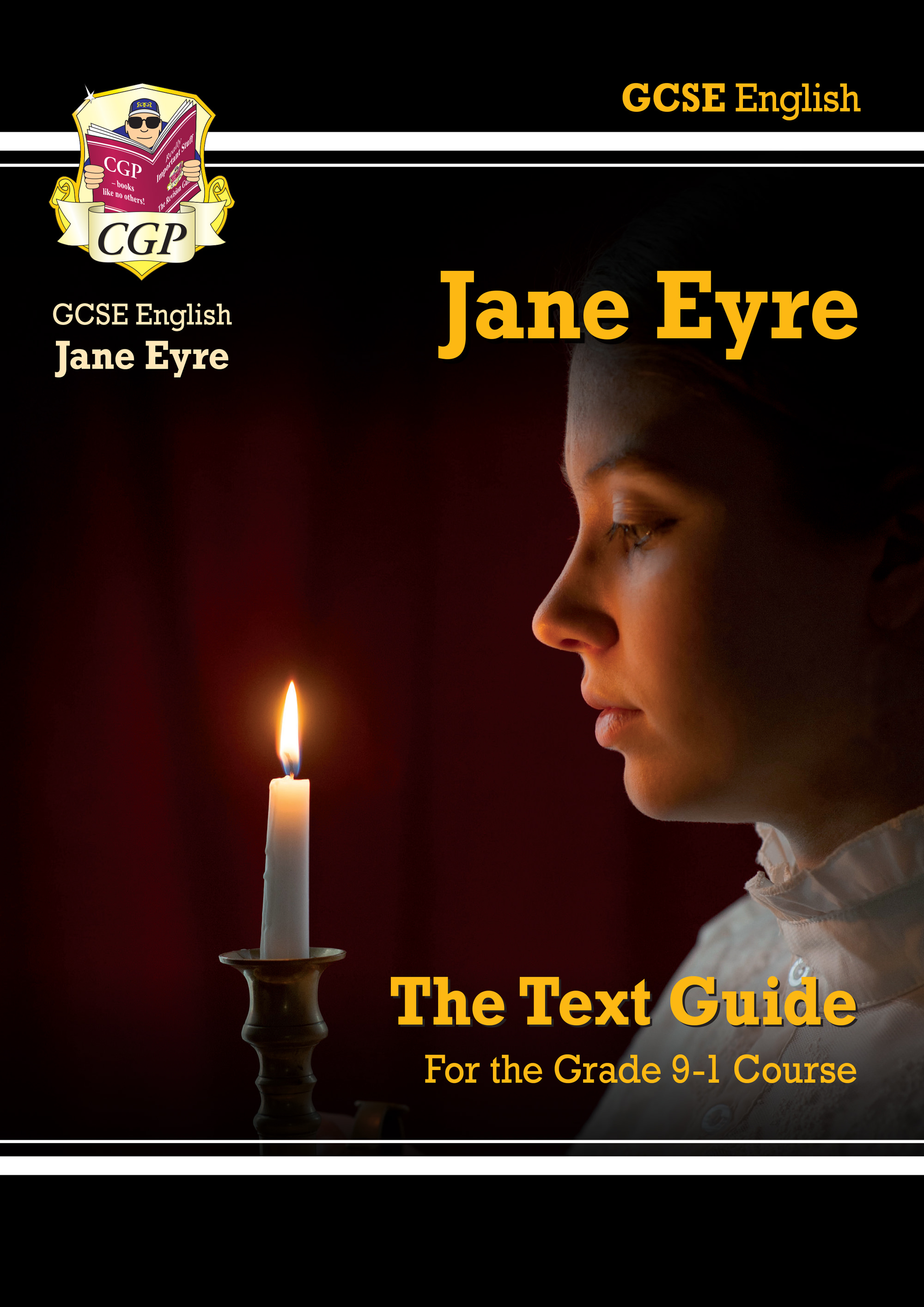 ETJE41 - Grade 9-1 GCSE English Text Guide - Jane Eyre