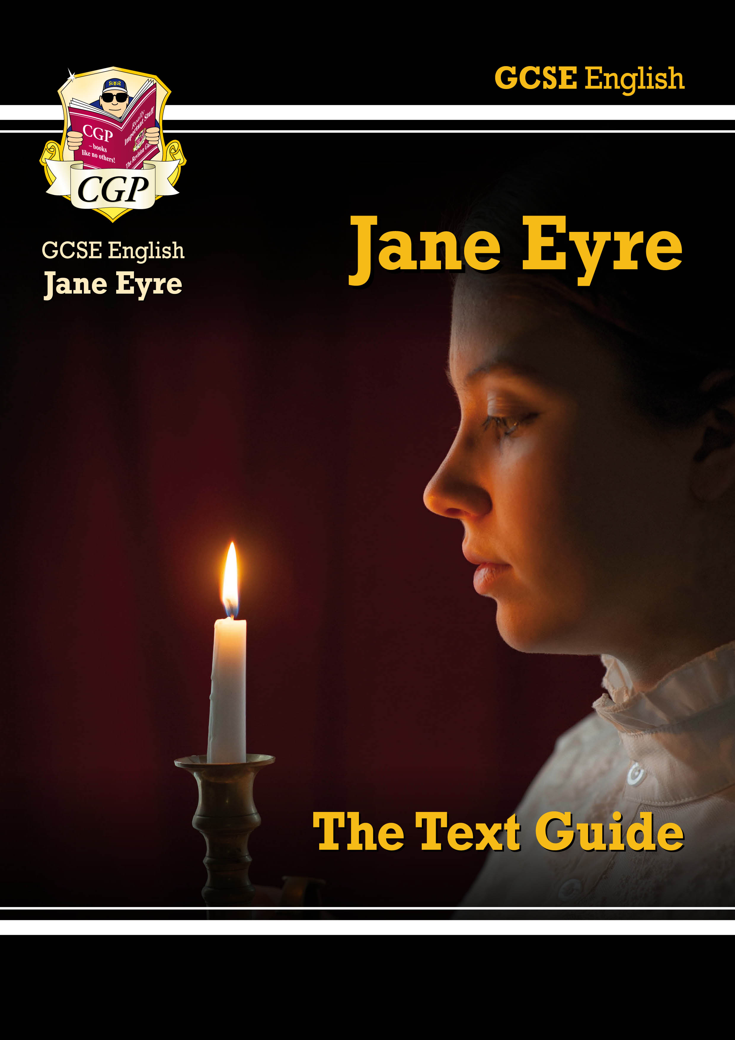 ETJE41DK - Grade 9-1 GCSE English Text Guide - Jane Eyre