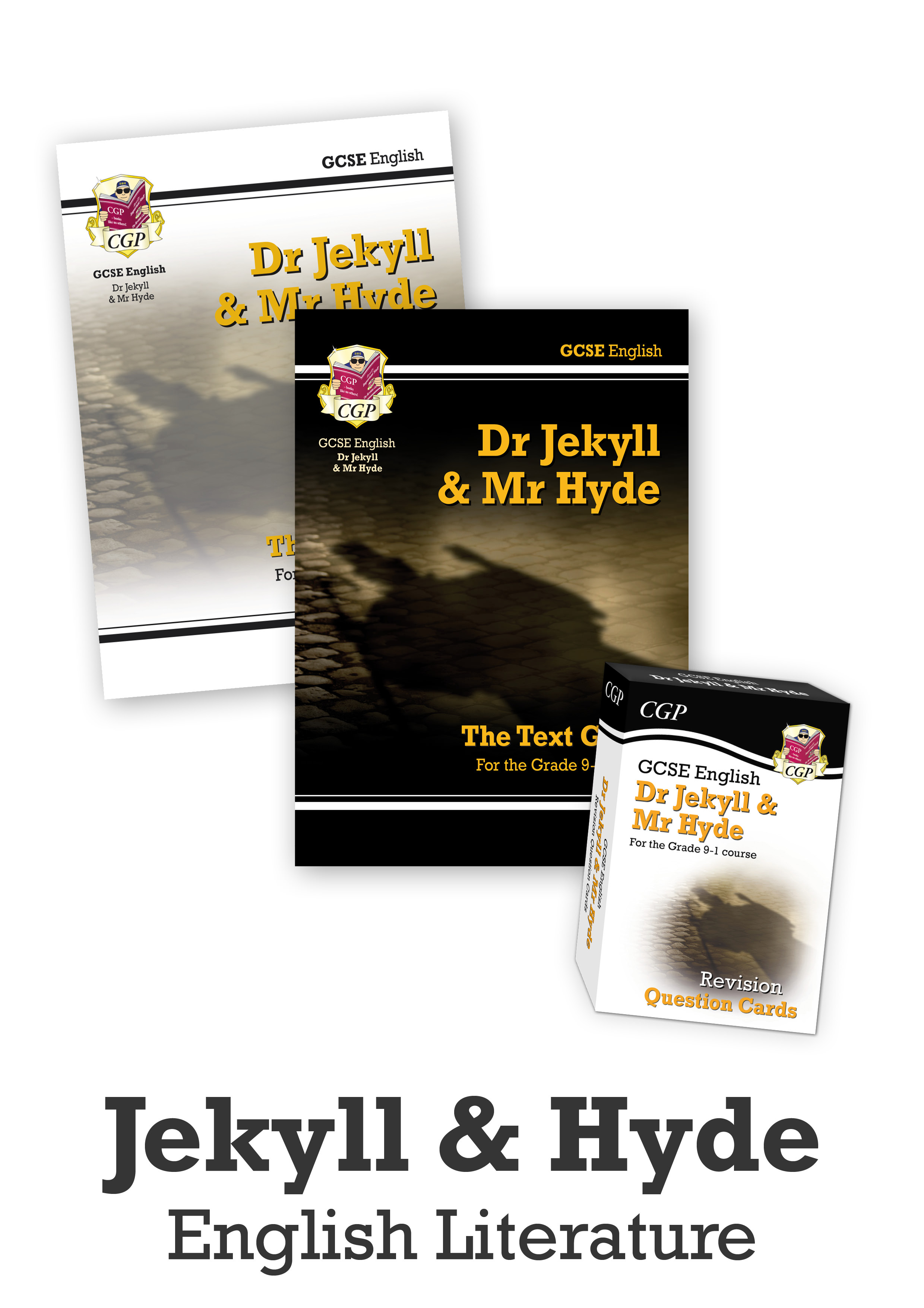 ETJHCUB41 - GCSE Catch-Up Revision Essentials Bundle: English Literature - Jekyll & Hyde