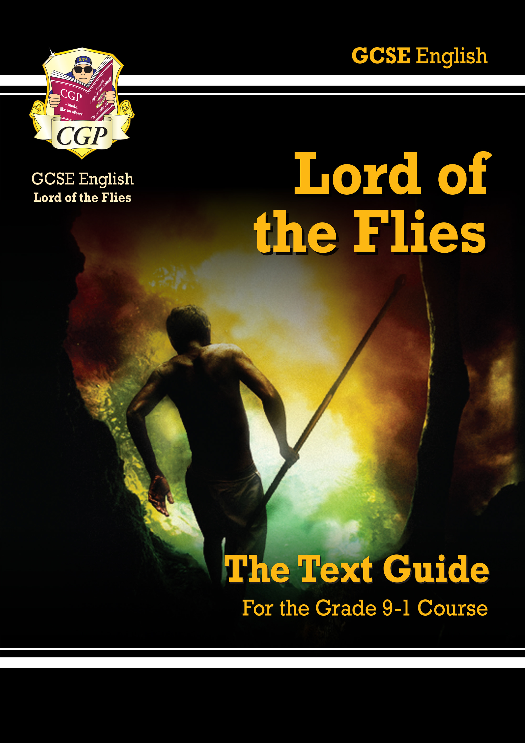 ETL44 - Grade 9-1 GCSE English Text Guide - Lord of the Flies
