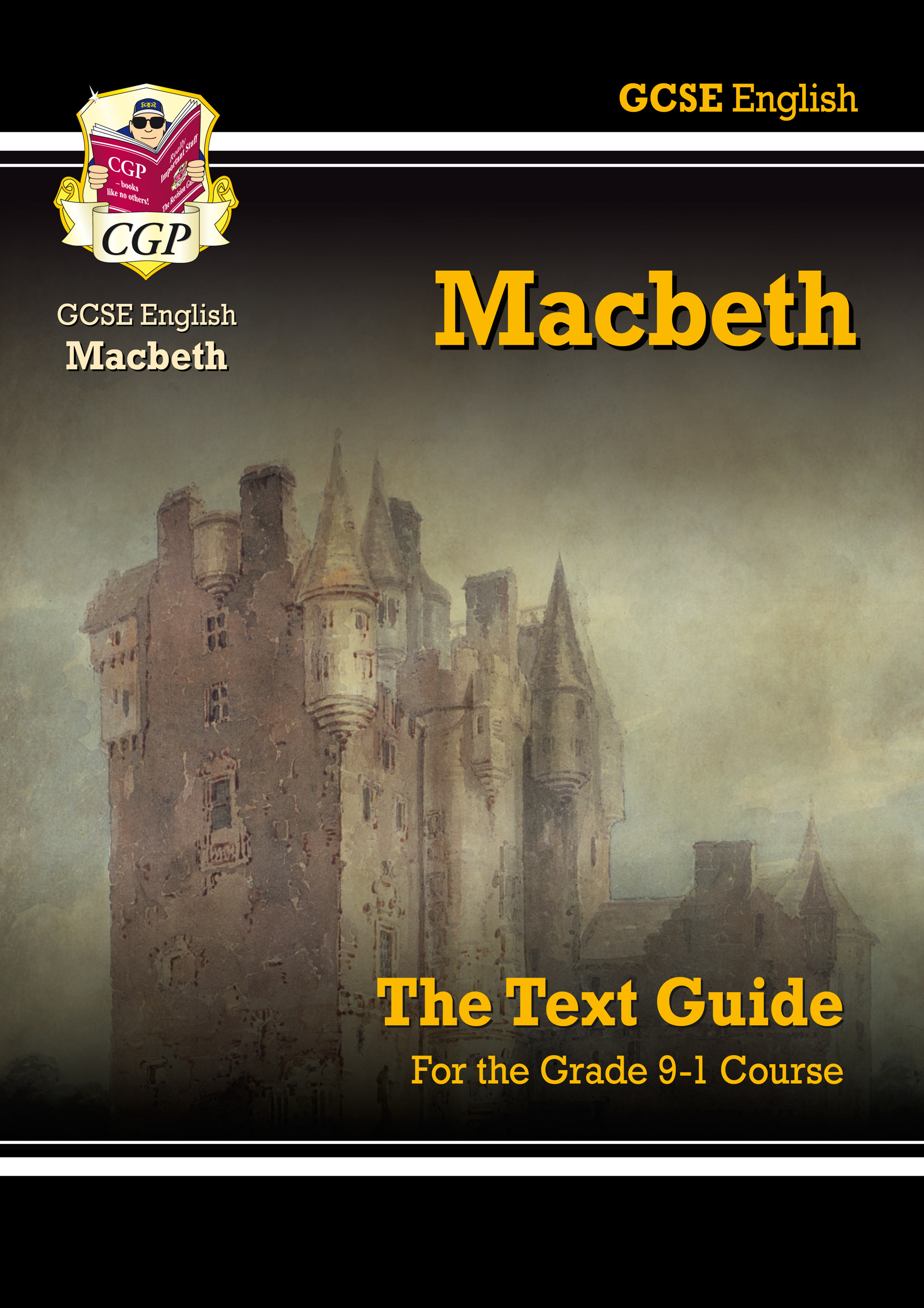 ETM43 - Grade 9-1 GCSE English Shakespeare Text Guide - Macbeth