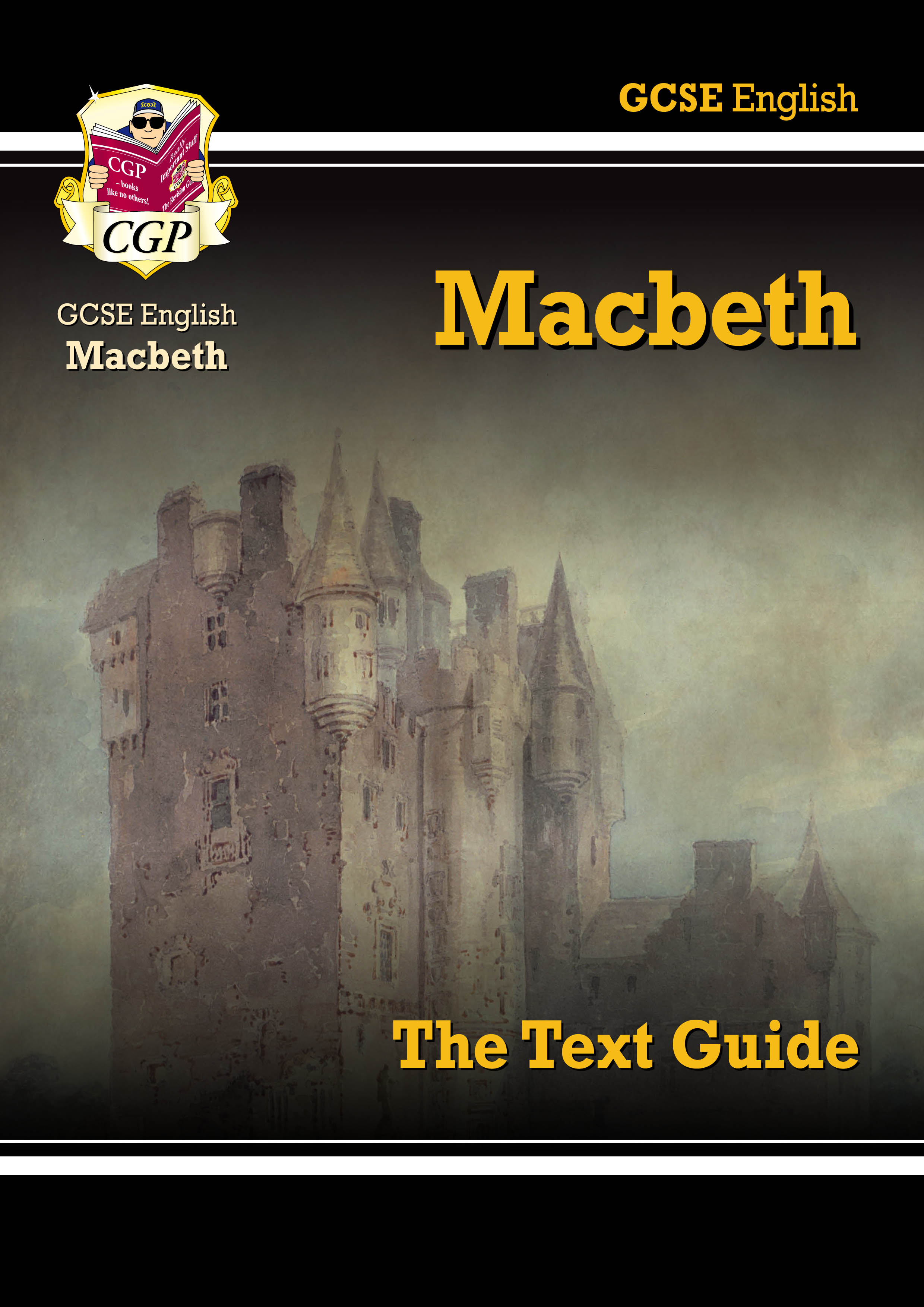 ETM43DK - Grade 9-1 GCSE English Shakespeare Text Guide - Macbeth