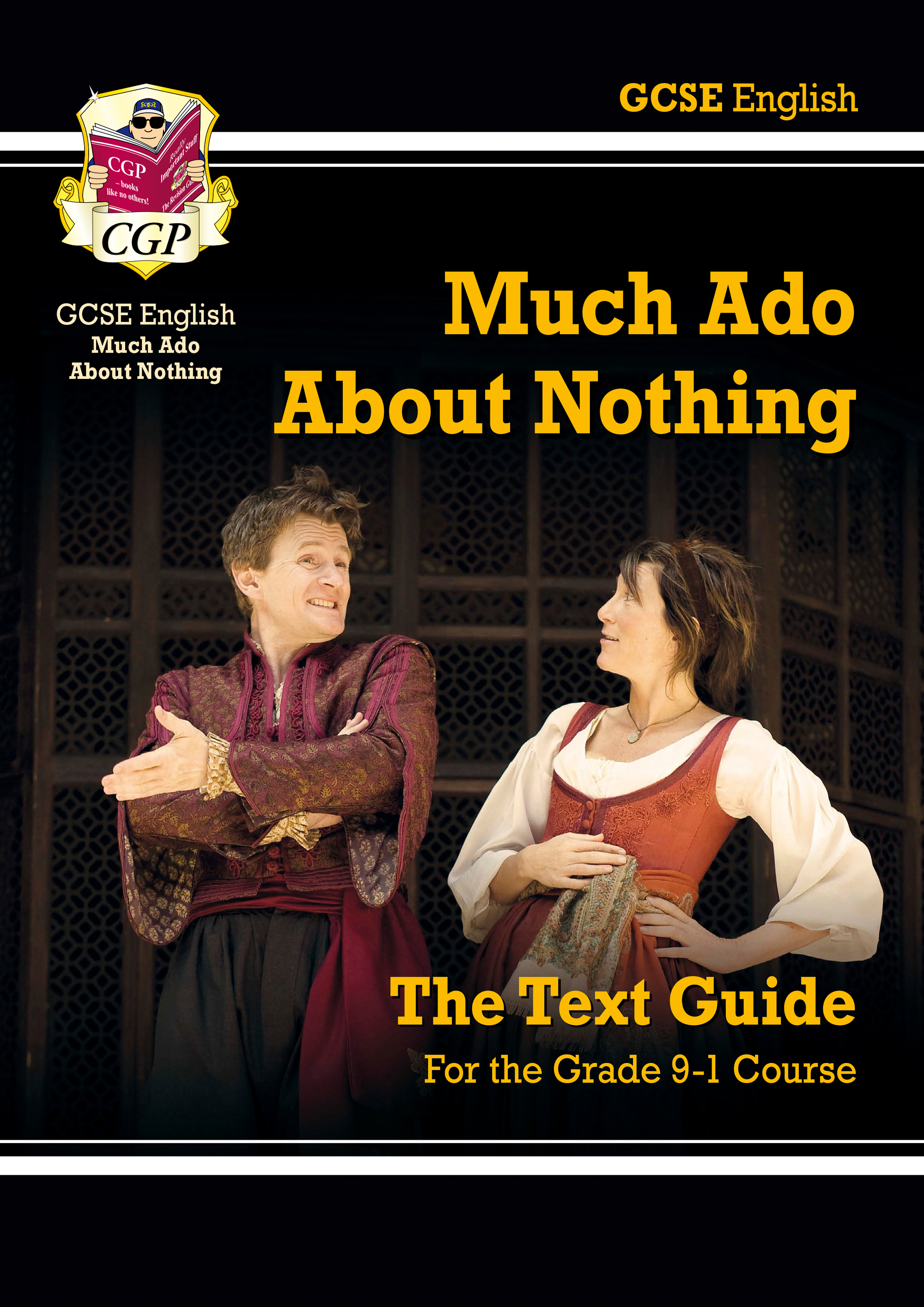 ETMA41DK - Grade 9-1 GCSE English Shakespeare Text Guide - Much Ado About Nothing