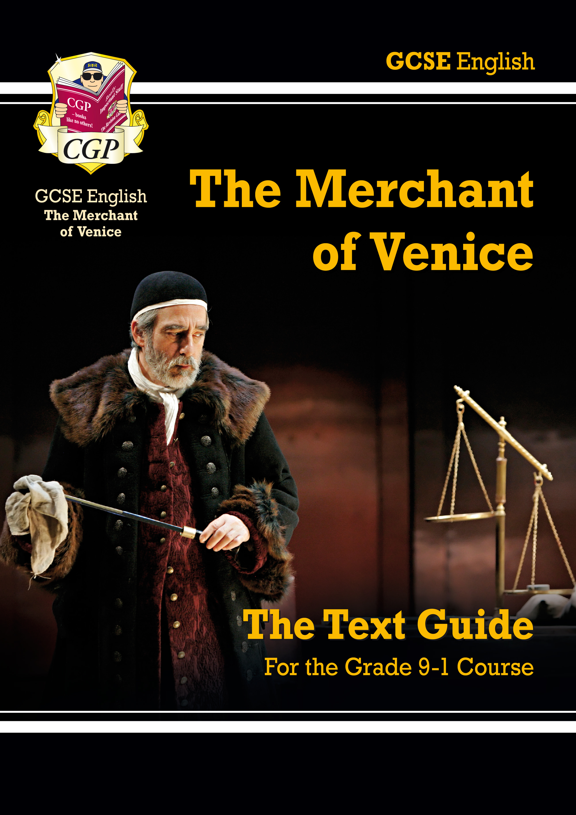 ETMV41 - Grade 9-1 GCSE English Shakespeare Text Guide - The Merchant of Venice
