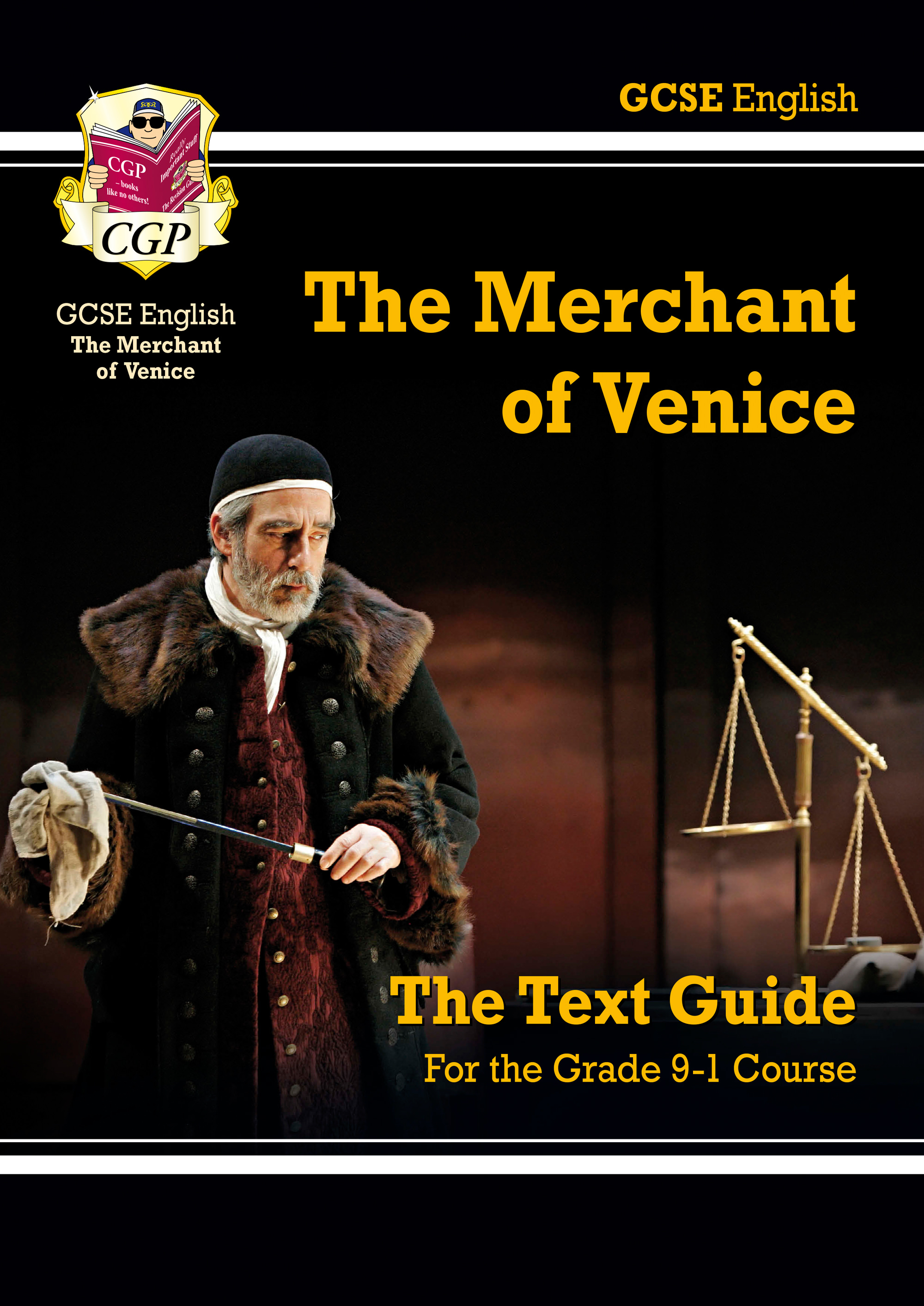 ETMV41DK - Grade 9-1 GCSE English Shakespeare Text Guide - The Merchant of Venice