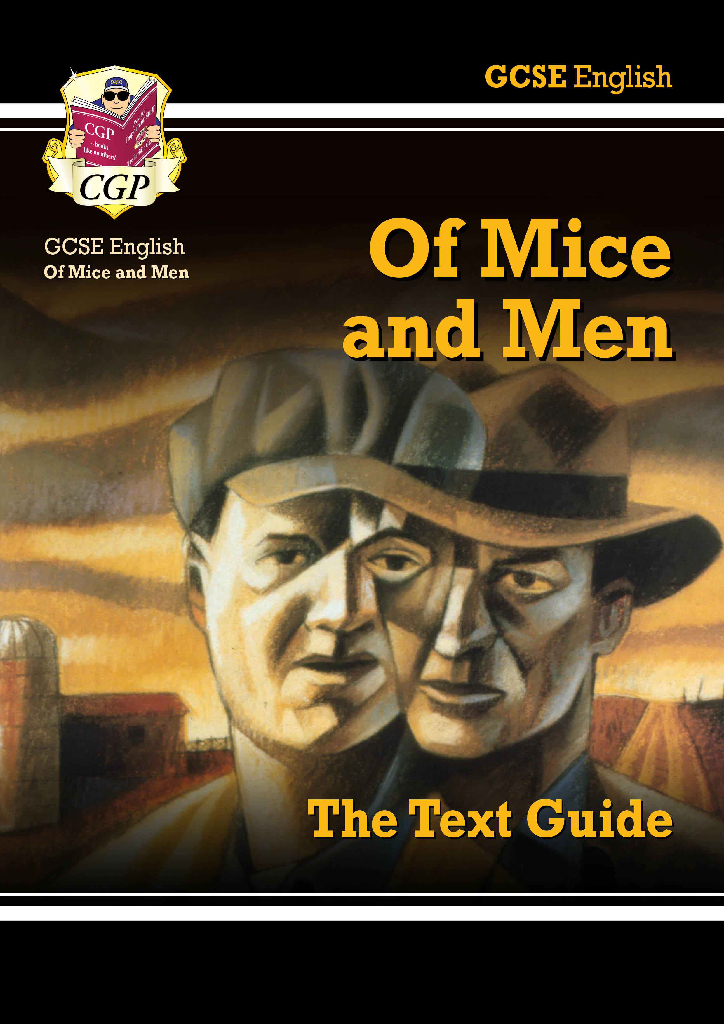 ETO44DK - GCSE English Text Guide - Of Mice & Men
