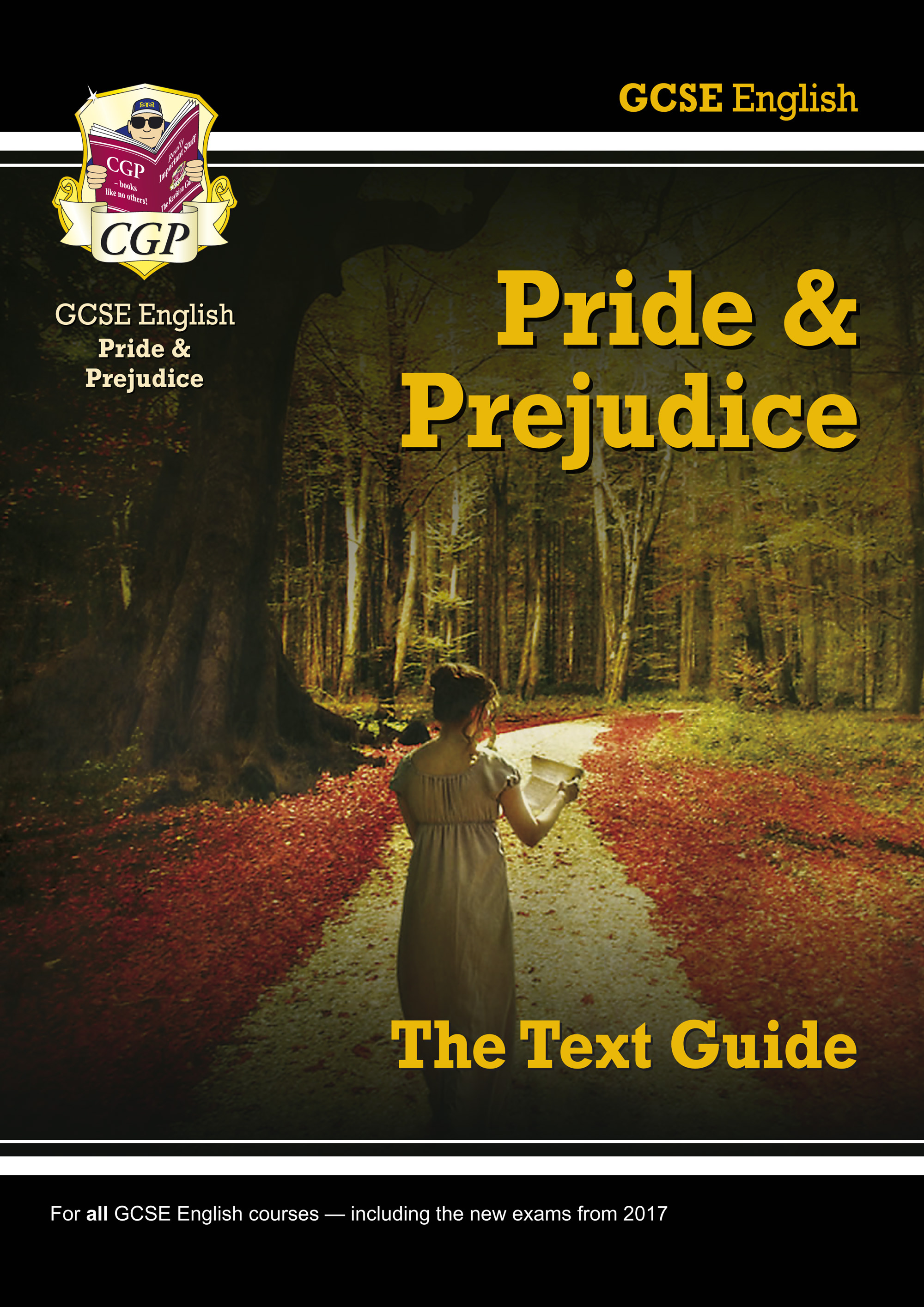 ETP44 - Grade 9-1 GCSE English Text Guide - Pride and Prejudice