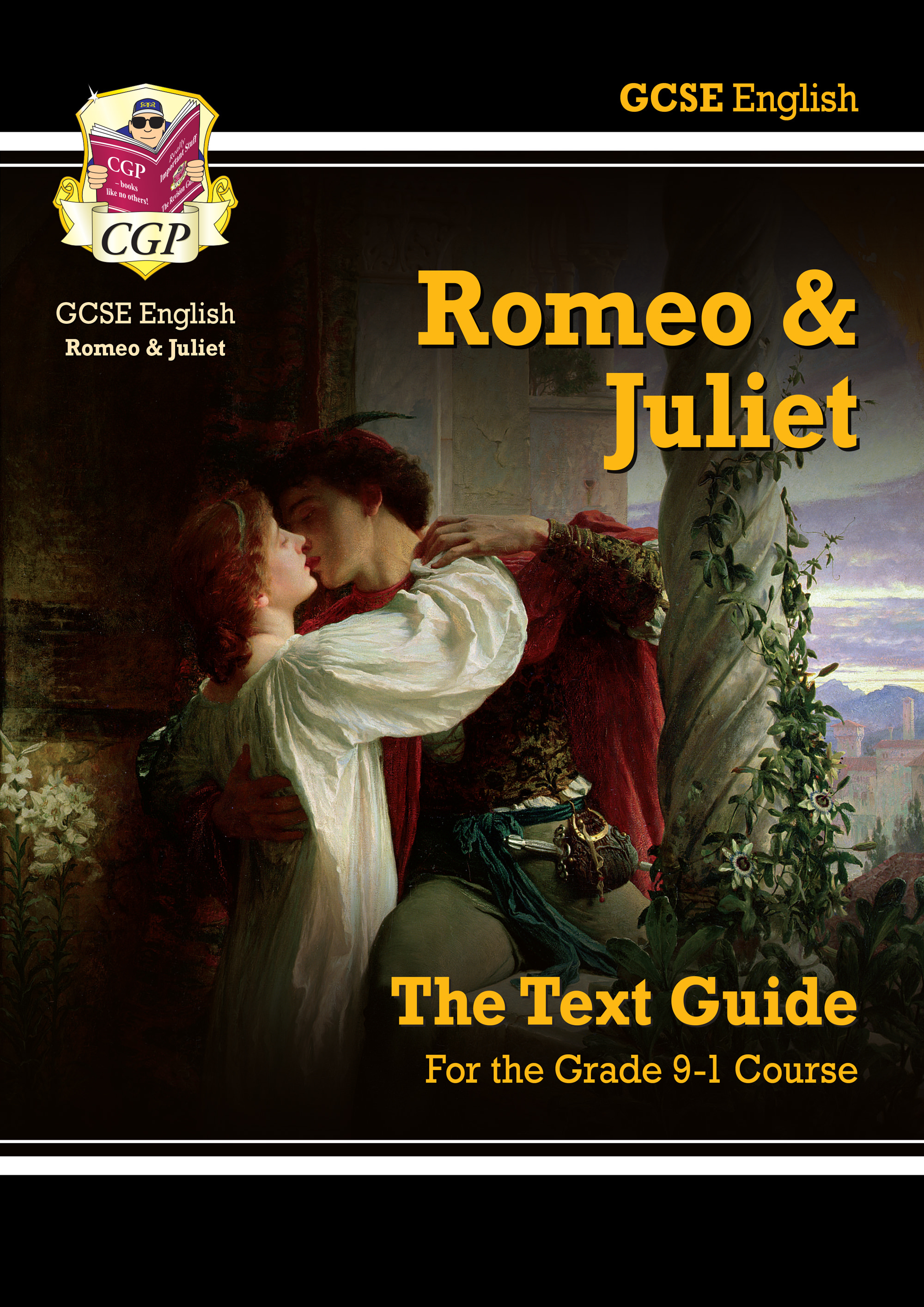 ETR44 - Grade 9-1 GCSE English Shakespeare Text Guide - Romeo & Juliet