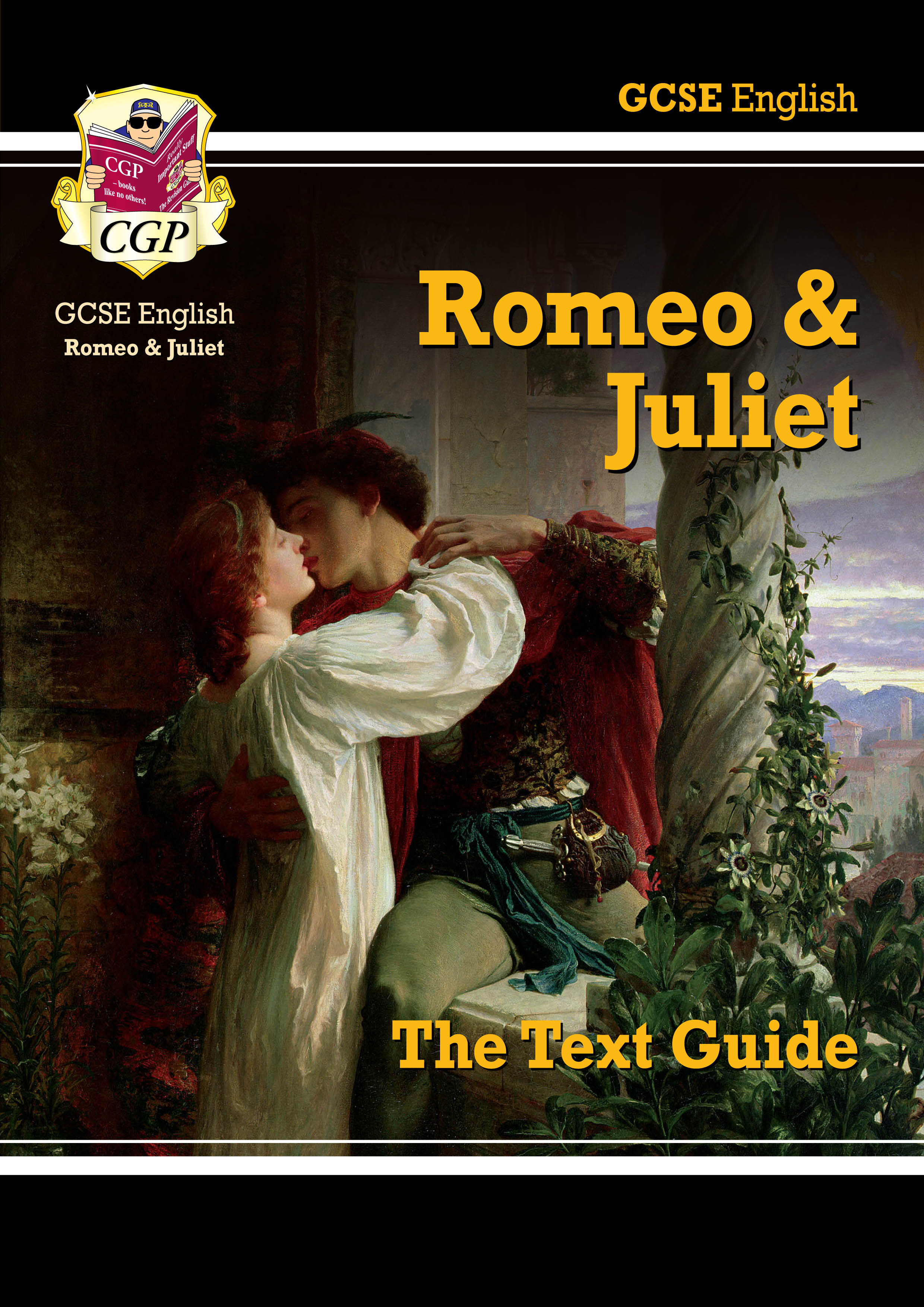 ETR44DK - Grade 9-1 GCSE English Shakespeare Text Guide - Romeo & Juliet