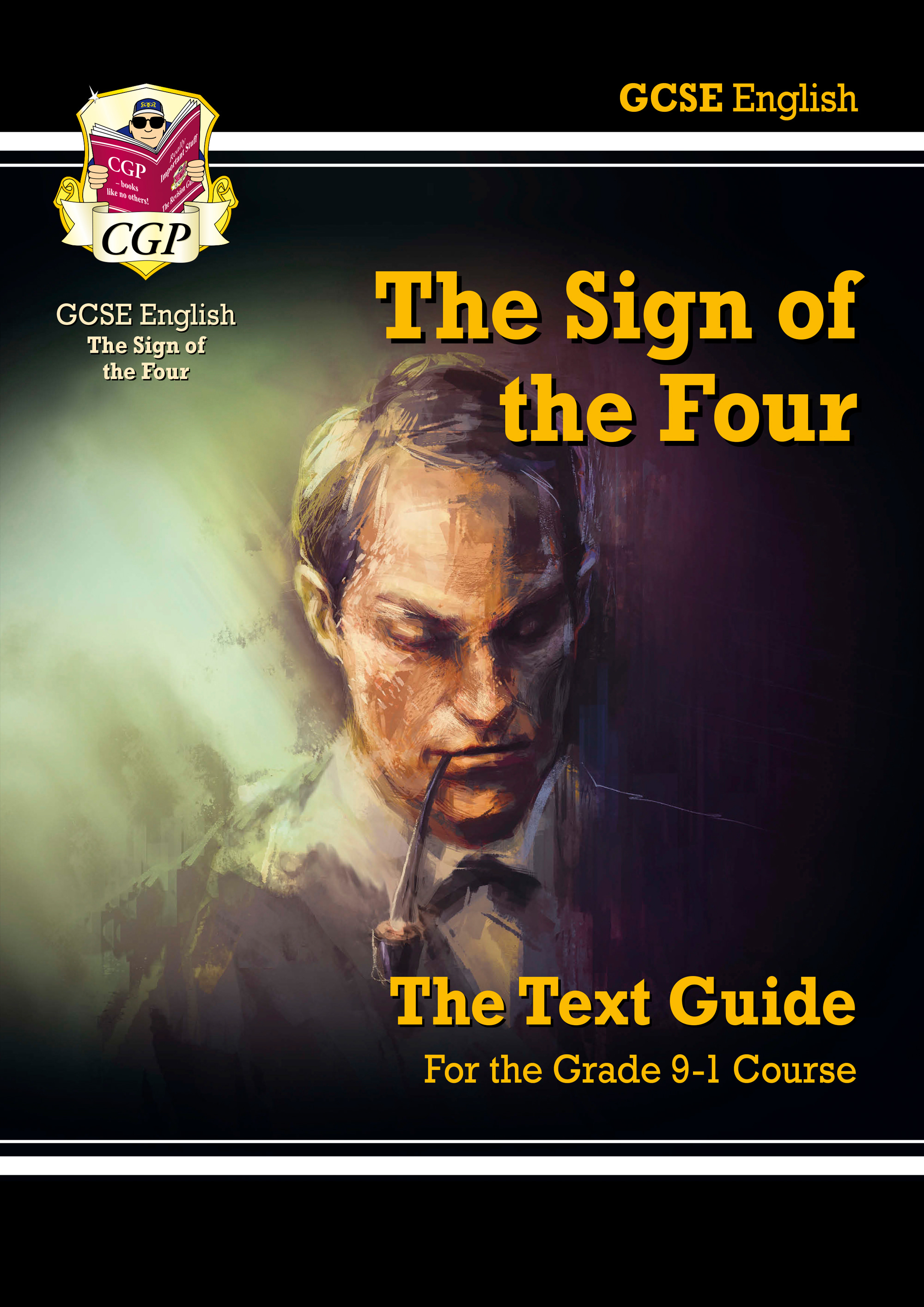 ETSF41DK - Grade 9-1 GCSE English Text Guide - The Sign of the Four