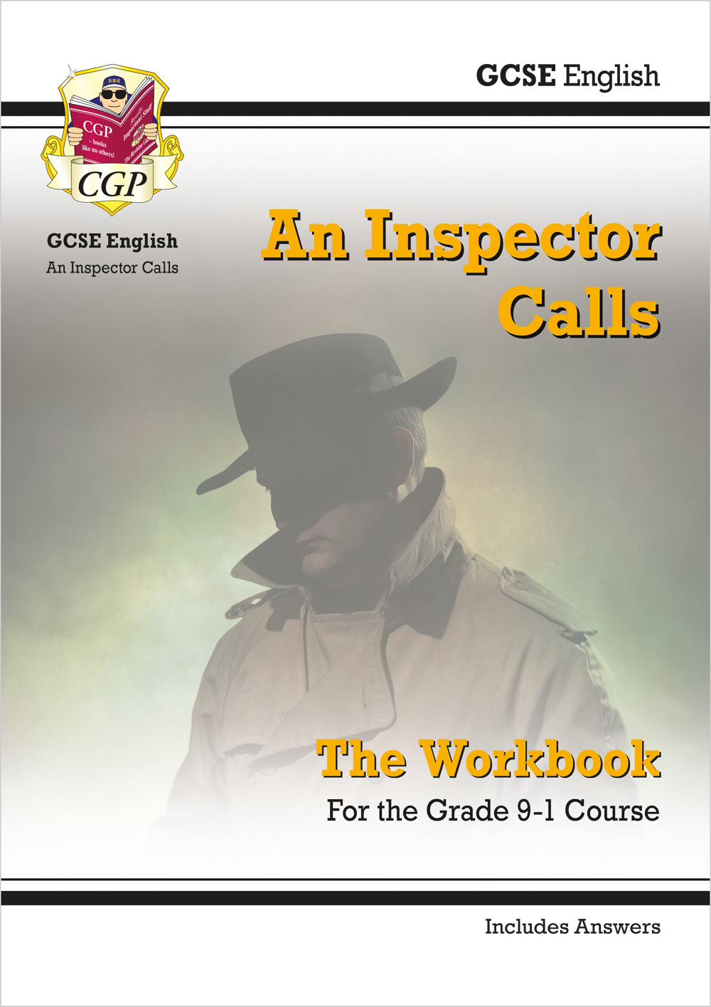 ETWI41 - New Grade 9-1 GCSE English - An Inspector Calls Workbook (includes Answers)