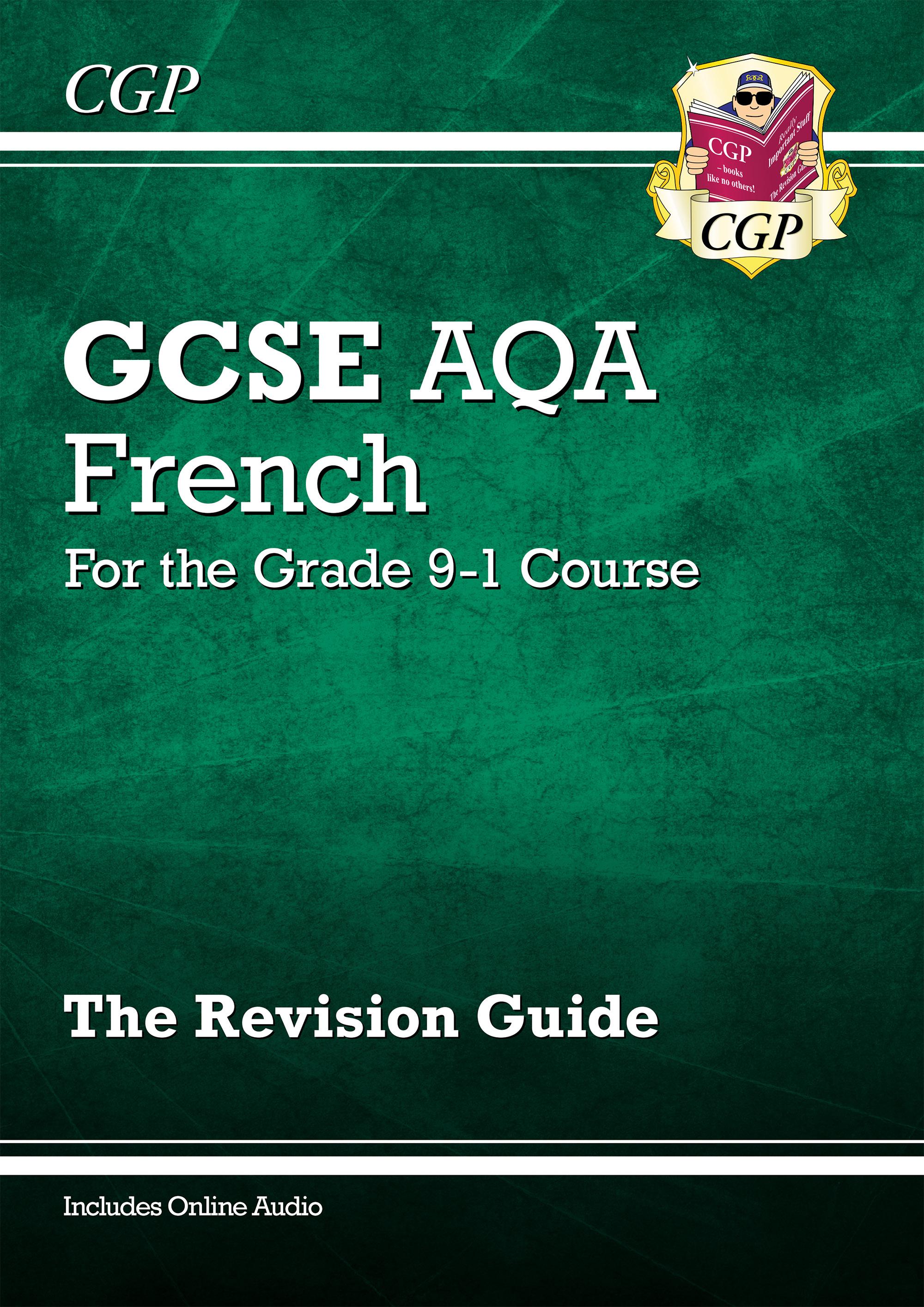 FAR44DK - New GCSE French AQA Revision Guide - for the Grade 9-1 Course
