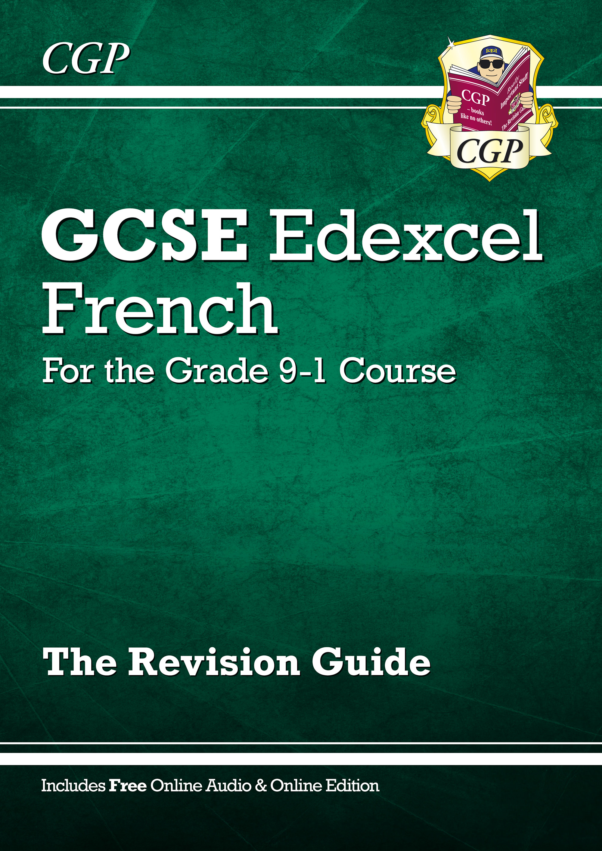 FER41 - New GCSE French Edexcel Revision Guide - for the Grade 9-1 Course (with Online Edition)