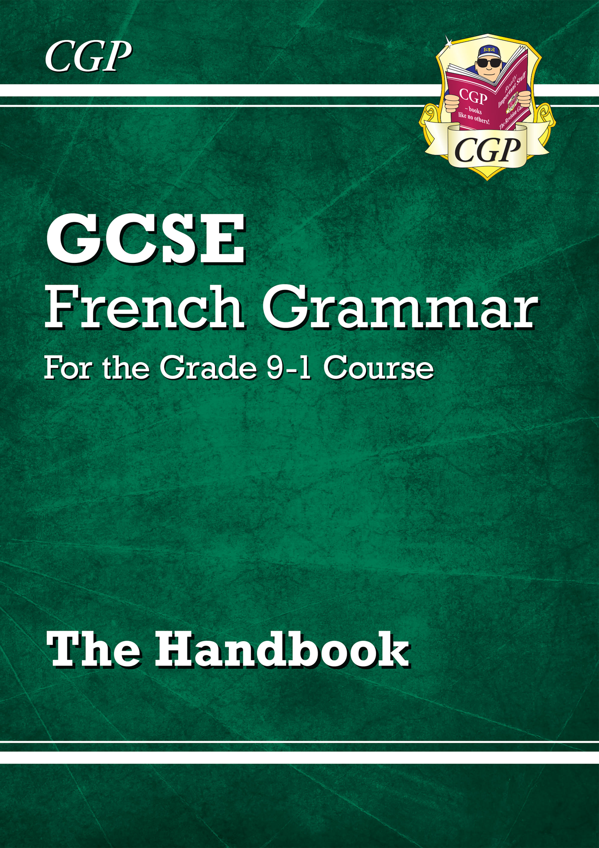 FGR41 - New French Grammar Handbook - for KS3 & Grade 9-1 GCSE
